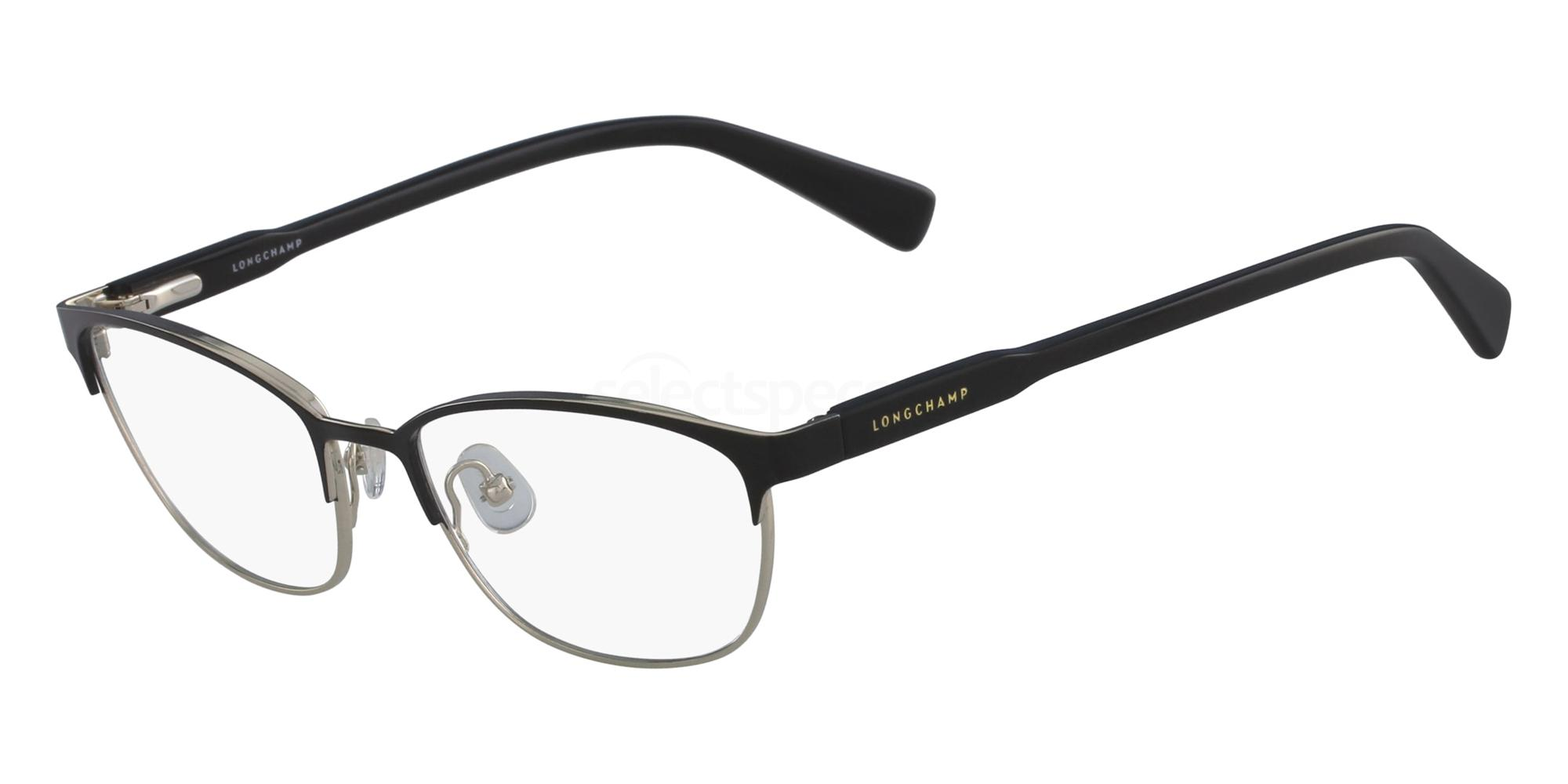 001 LO2107 Glasses, LONGCHAMP