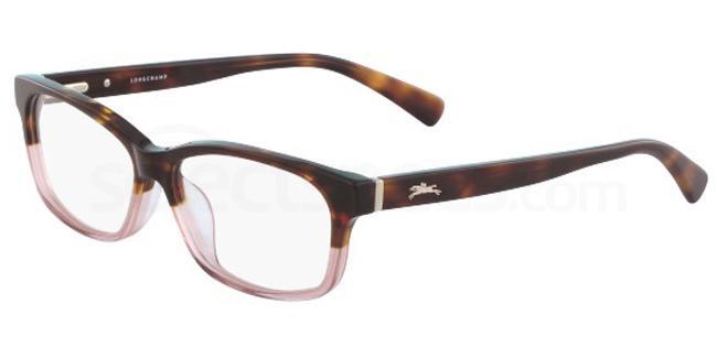 690 LO2600 Glasses, LONGCHAMP