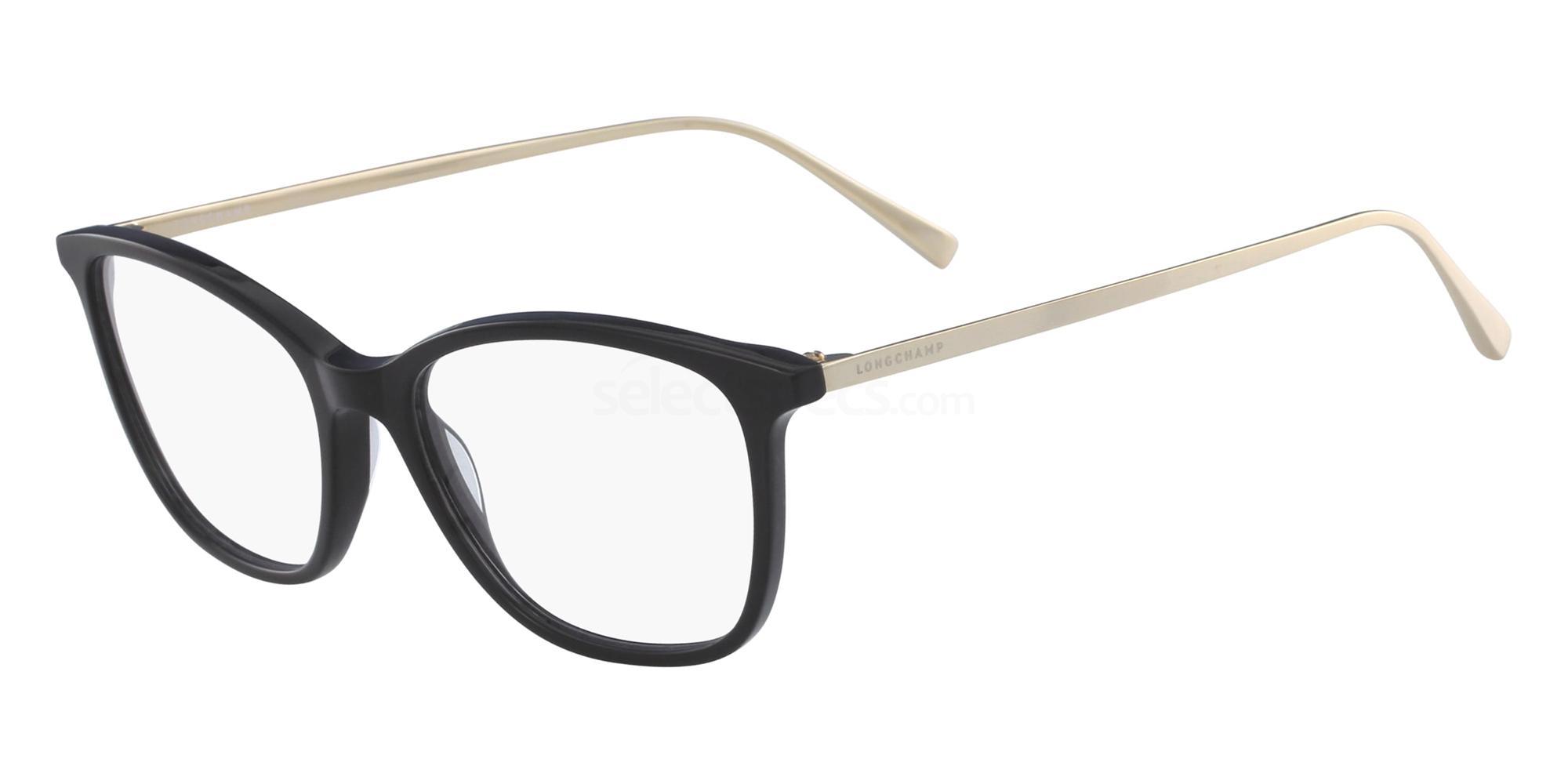 001 LO2606 Glasses, LONGCHAMP