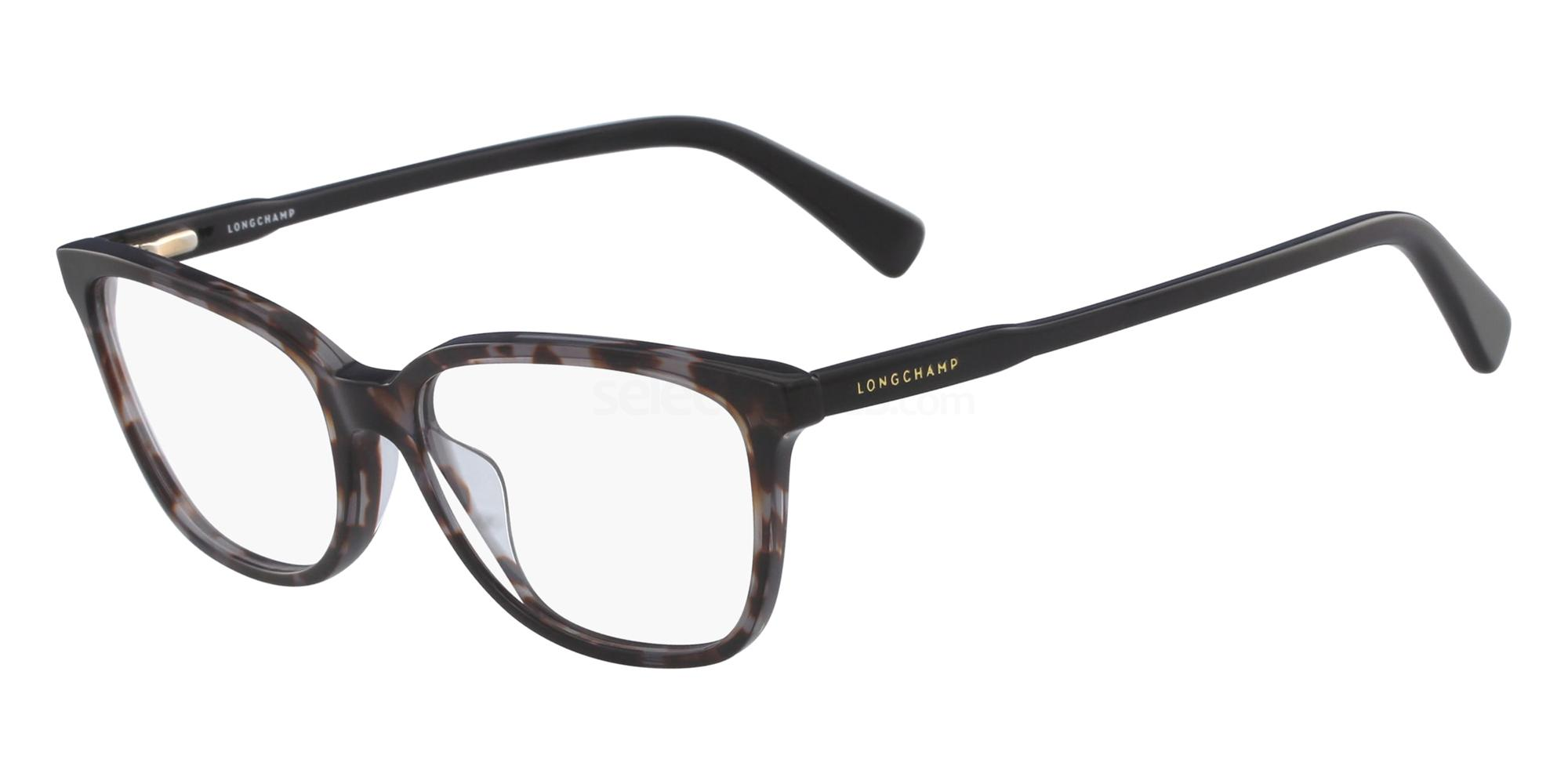 060 LO2607 Glasses, LONGCHAMP
