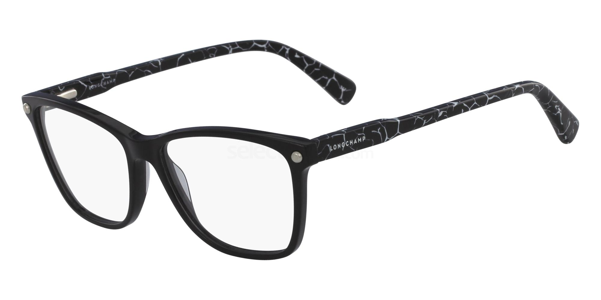 001 LO2613 Glasses, LONGCHAMP