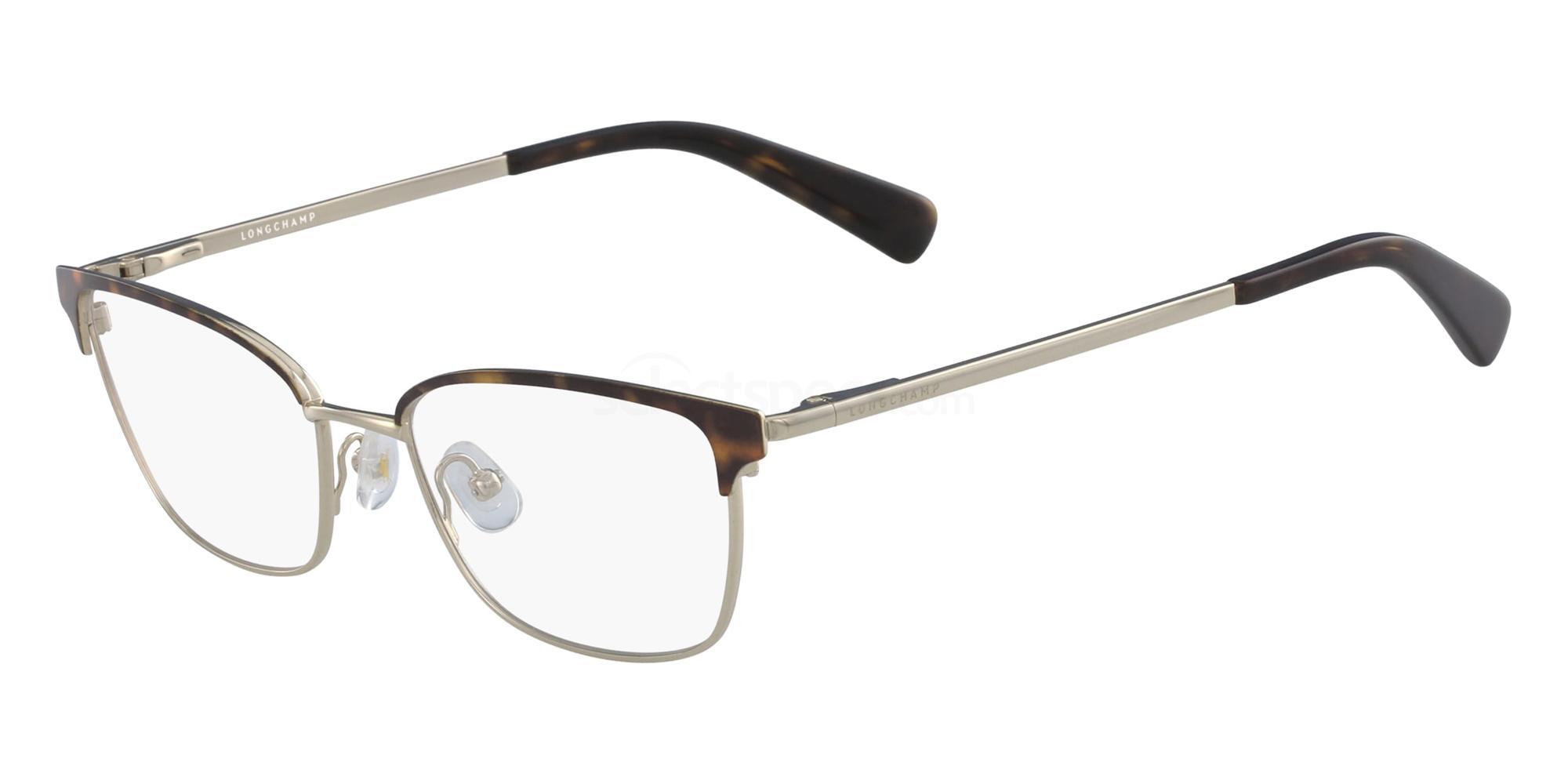 214 LO2102 Glasses, LONGCHAMP