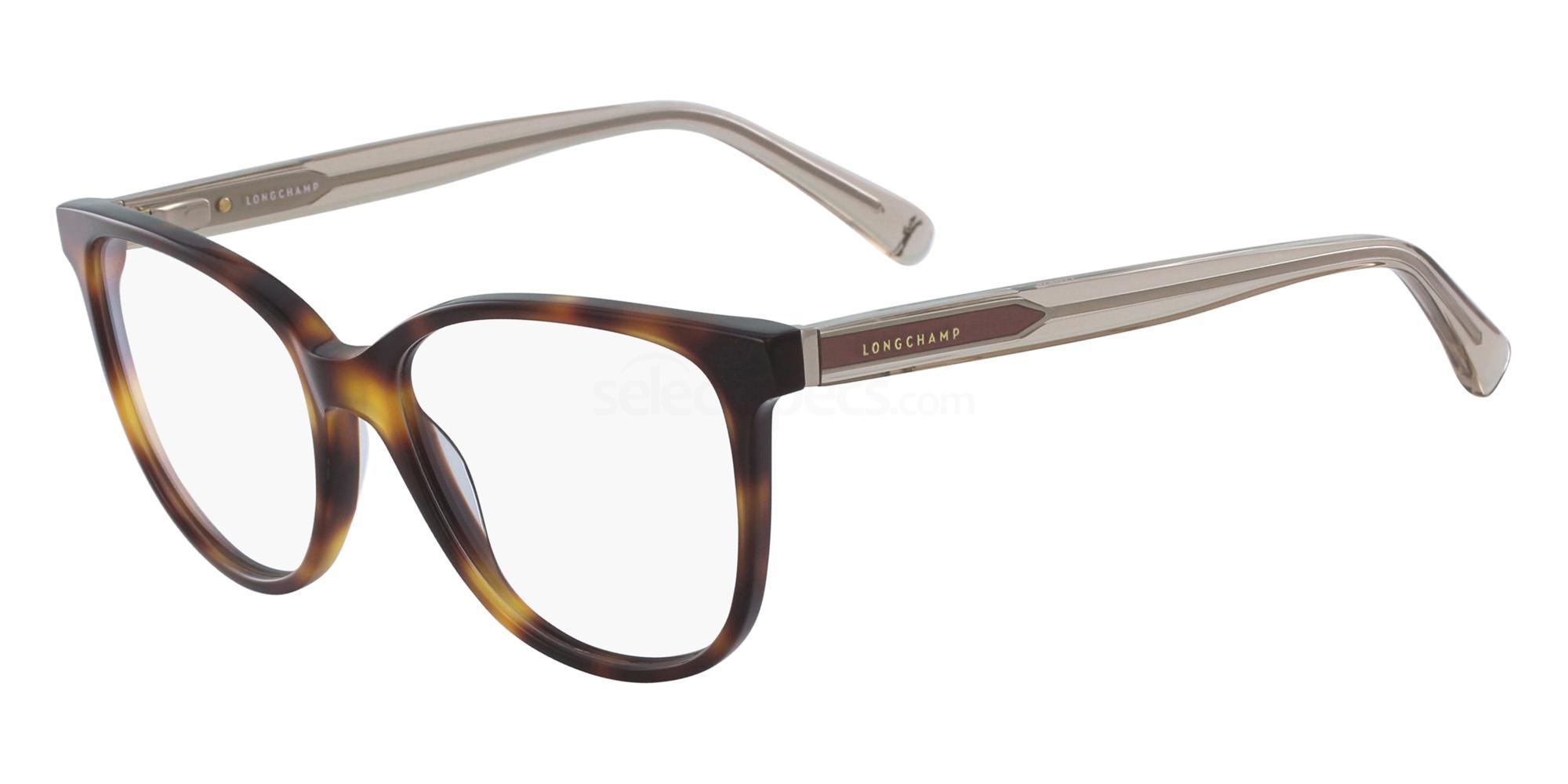 725 LO2618 Glasses, LONGCHAMP