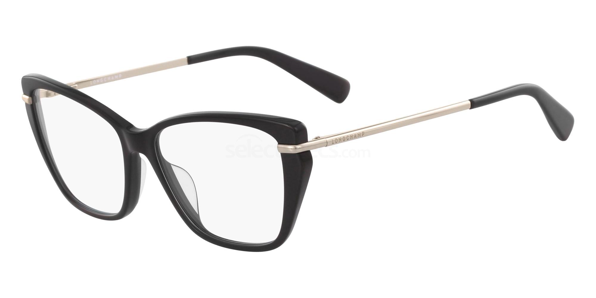 001 LO2630 Glasses, LONGCHAMP