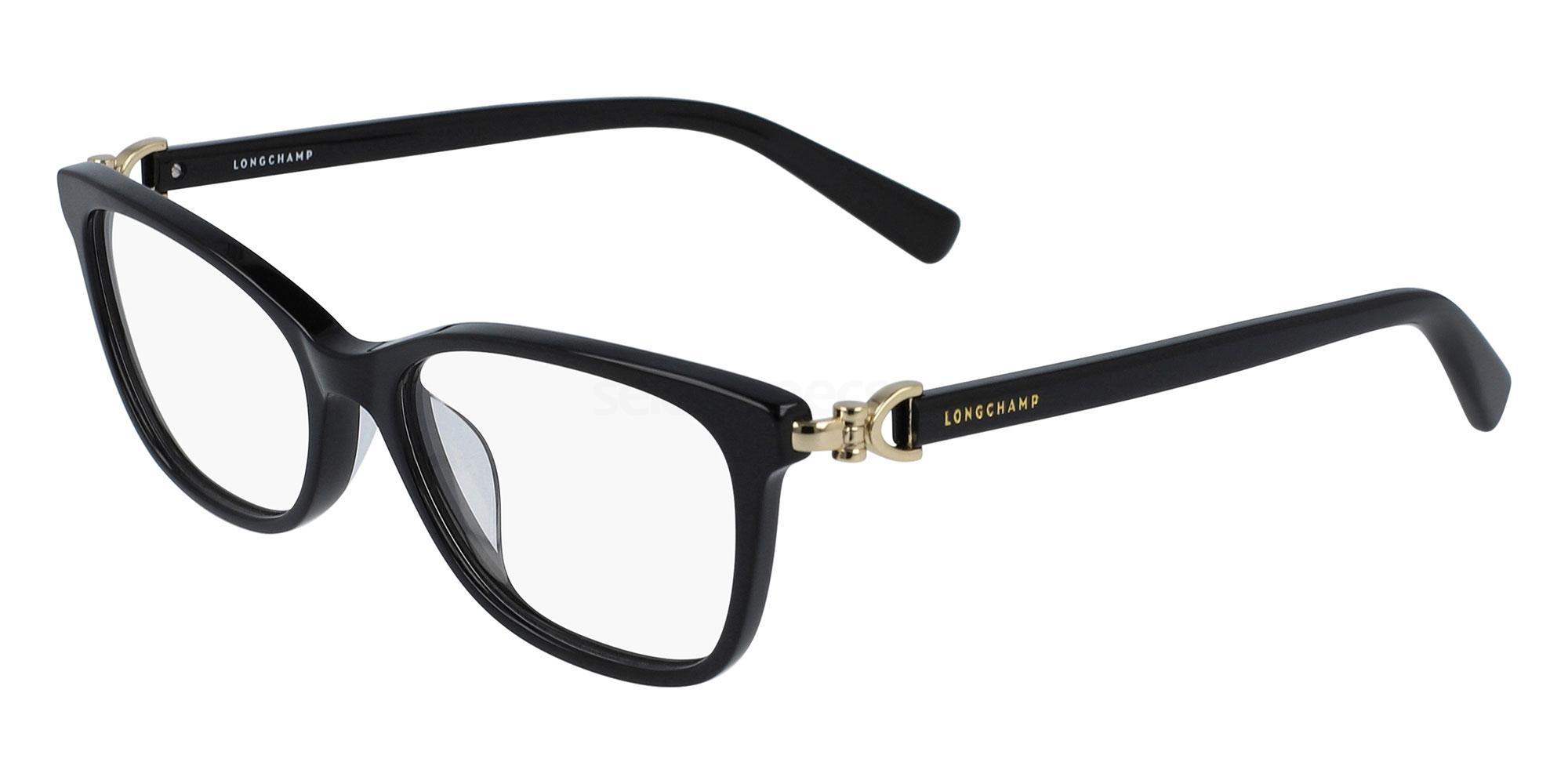 001 LO2633 Glasses, LONGCHAMP