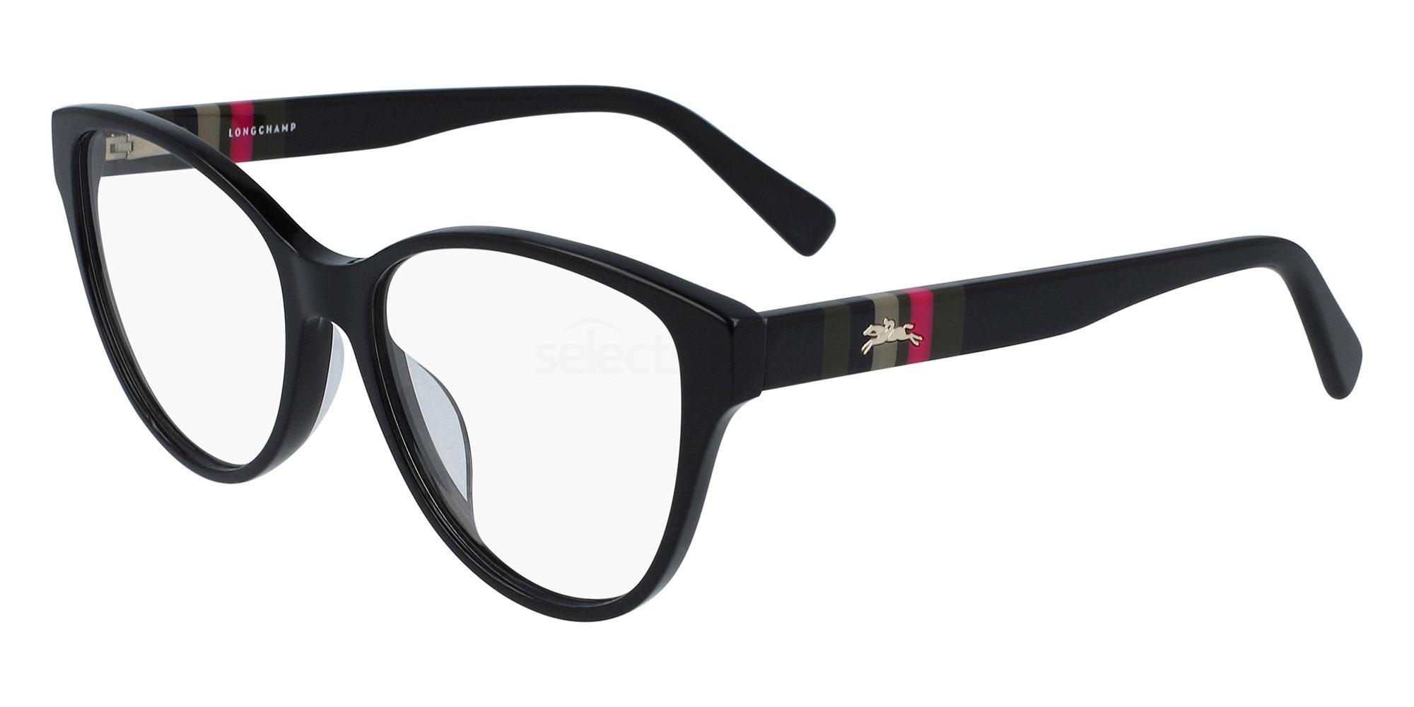 001 LO2634 Glasses, LONGCHAMP