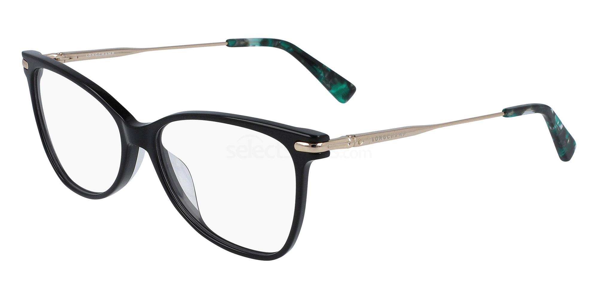 001 LO2636 Glasses, LONGCHAMP