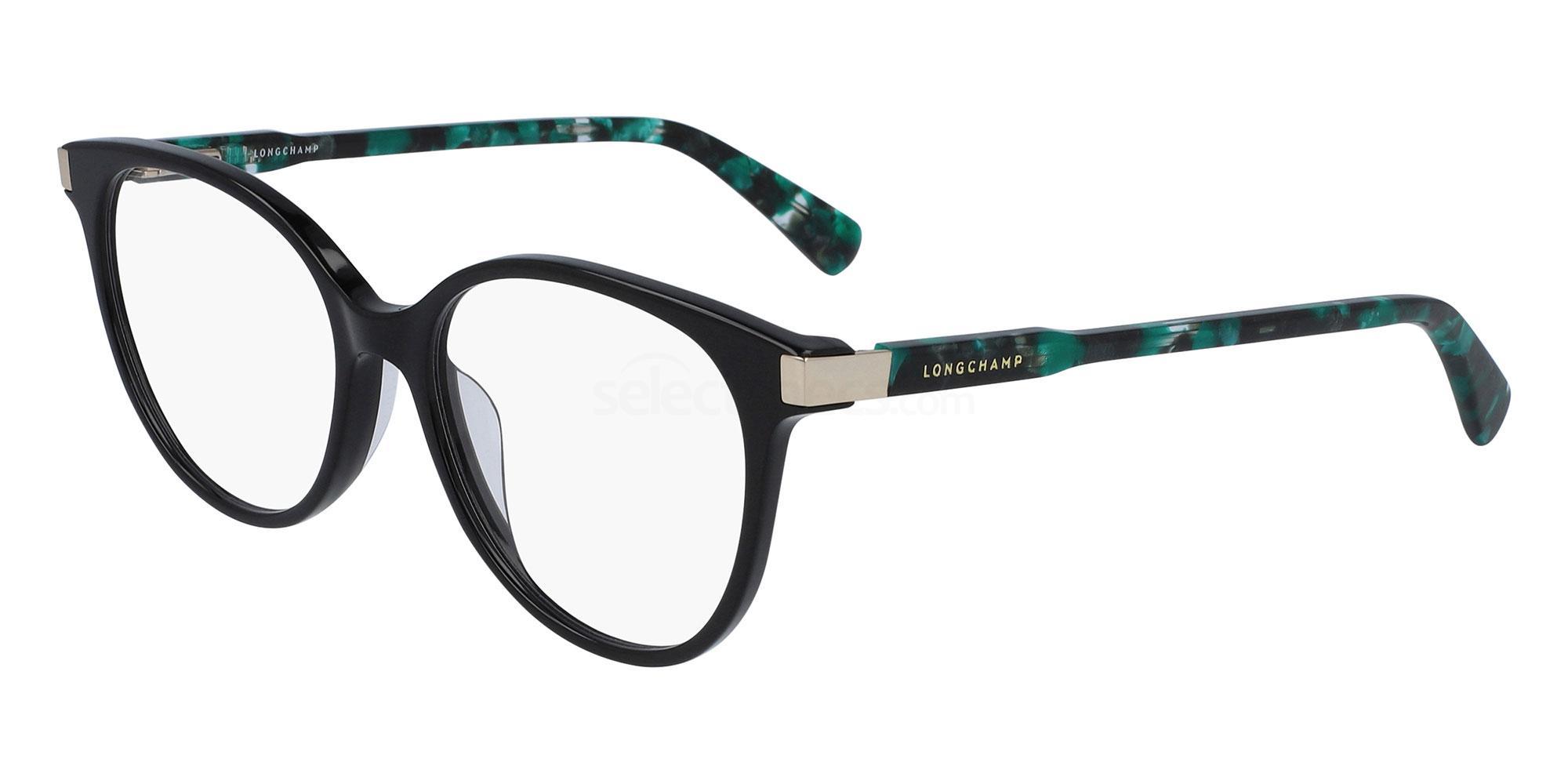 004 LO2637 Glasses, LONGCHAMP