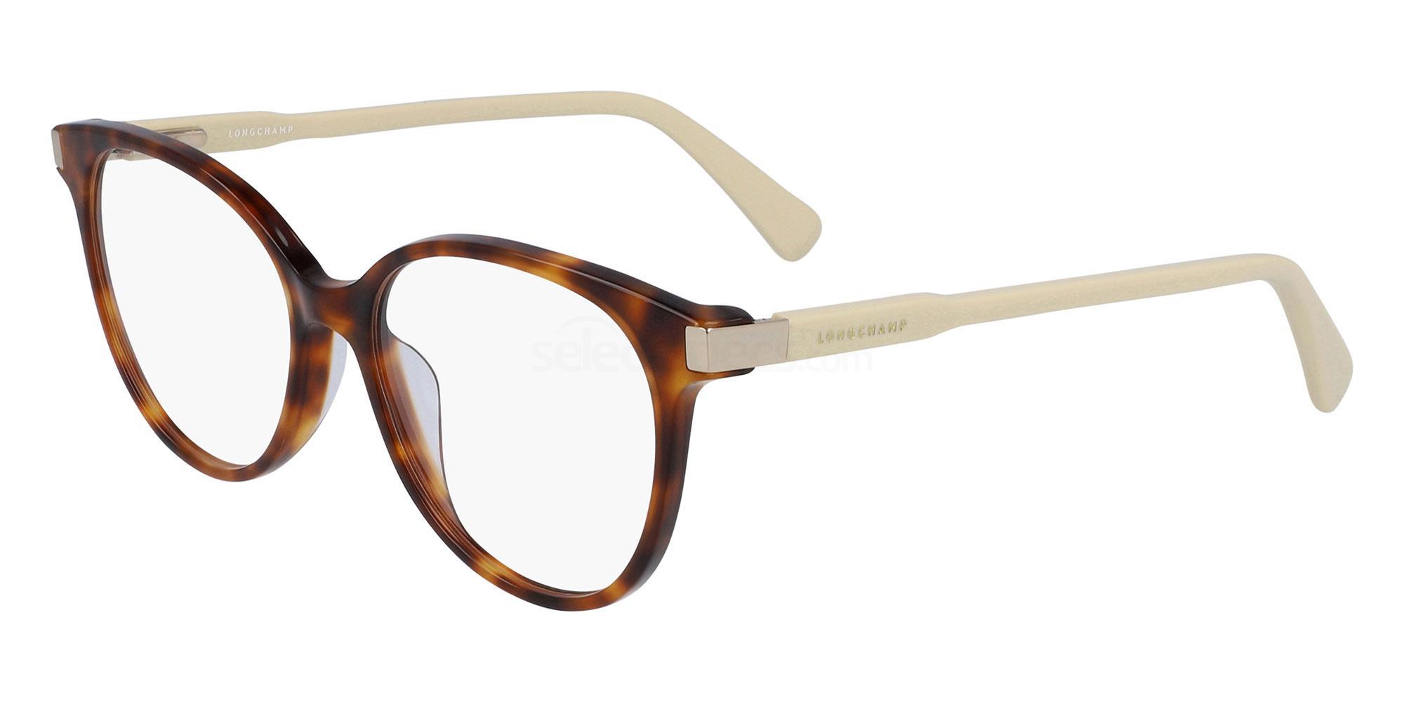 220 LO2637 Glasses, LONGCHAMP