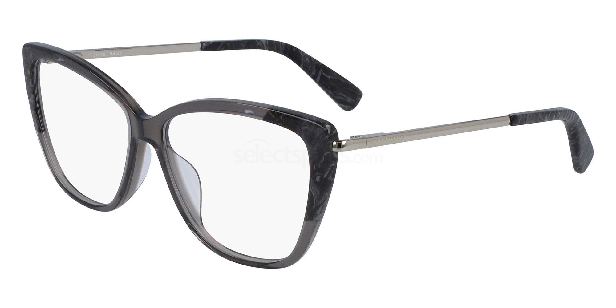 036 LO2640 Glasses, LONGCHAMP