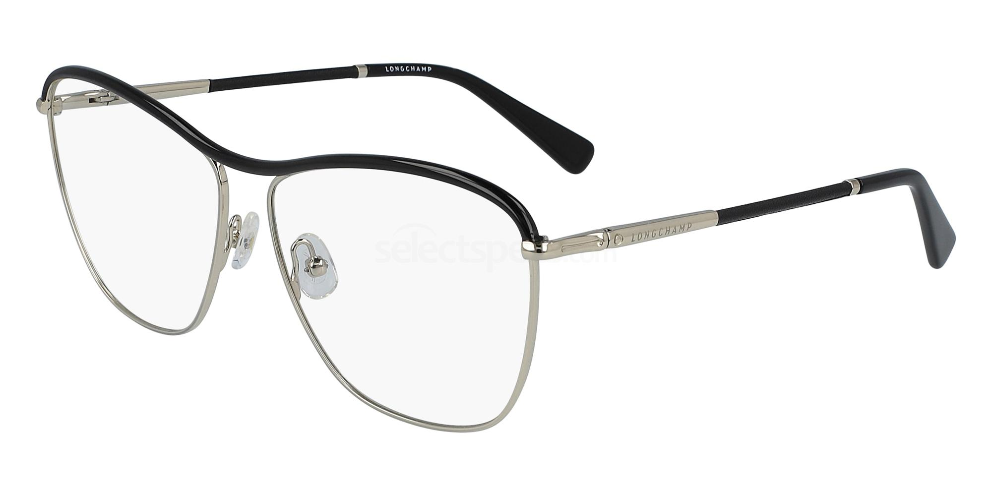 720 LO2121L Glasses, LONGCHAMP