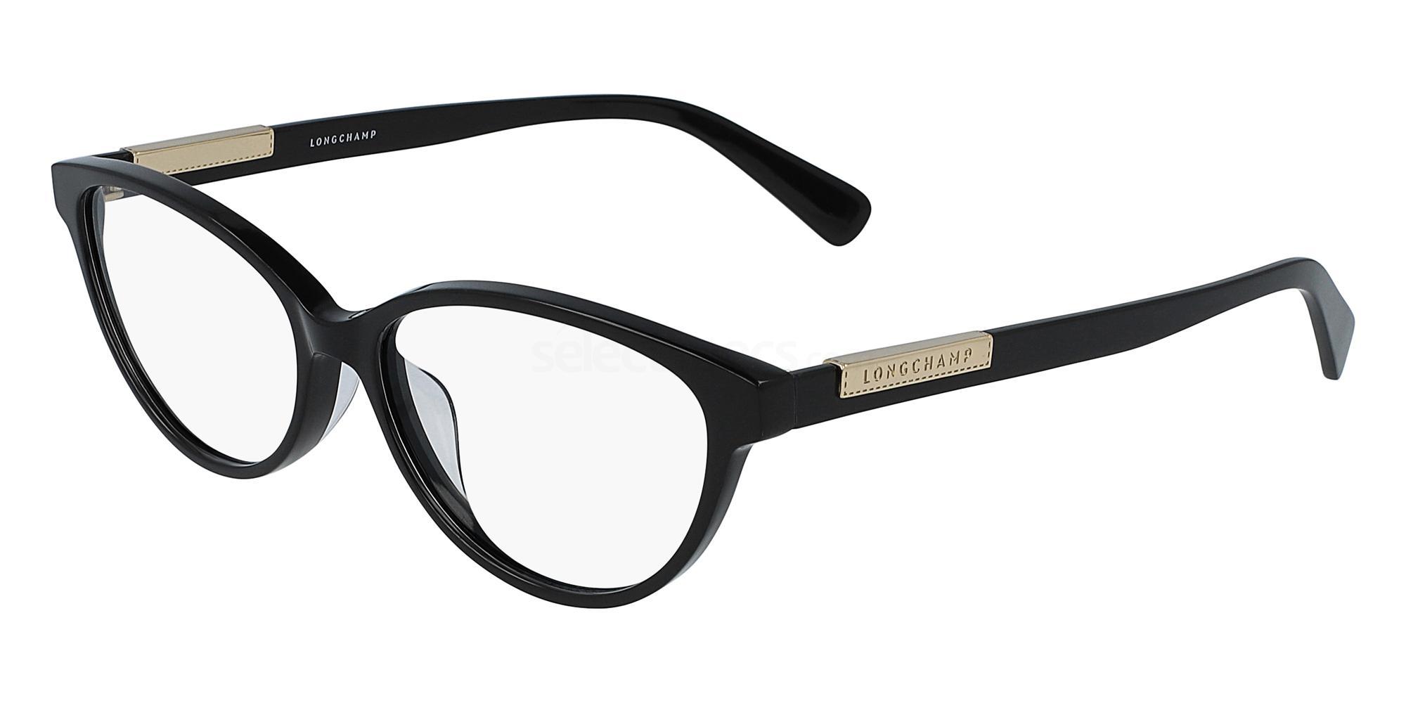 001 LO2645 Glasses, LONGCHAMP
