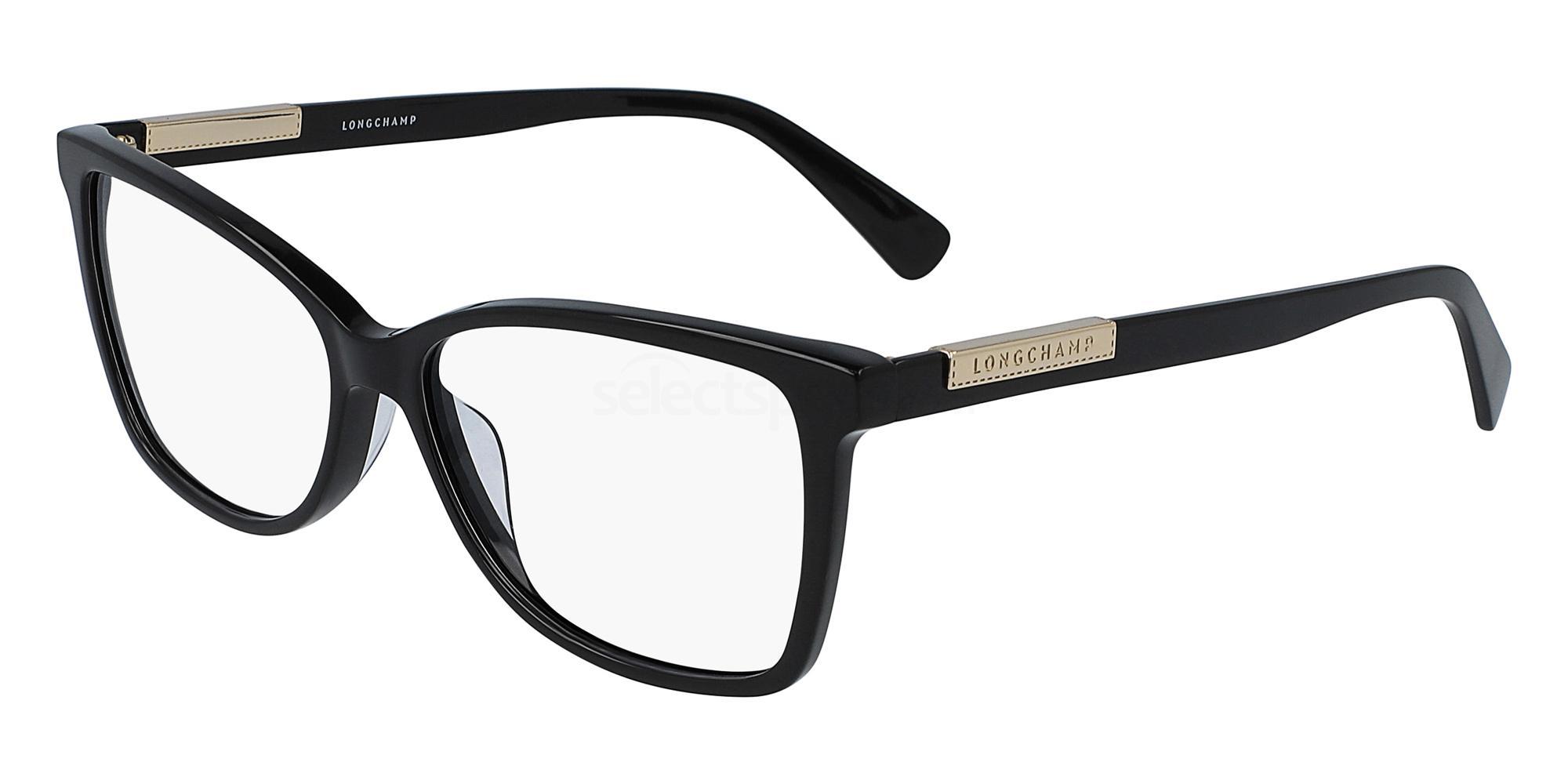 001 LO2646 Glasses, LONGCHAMP