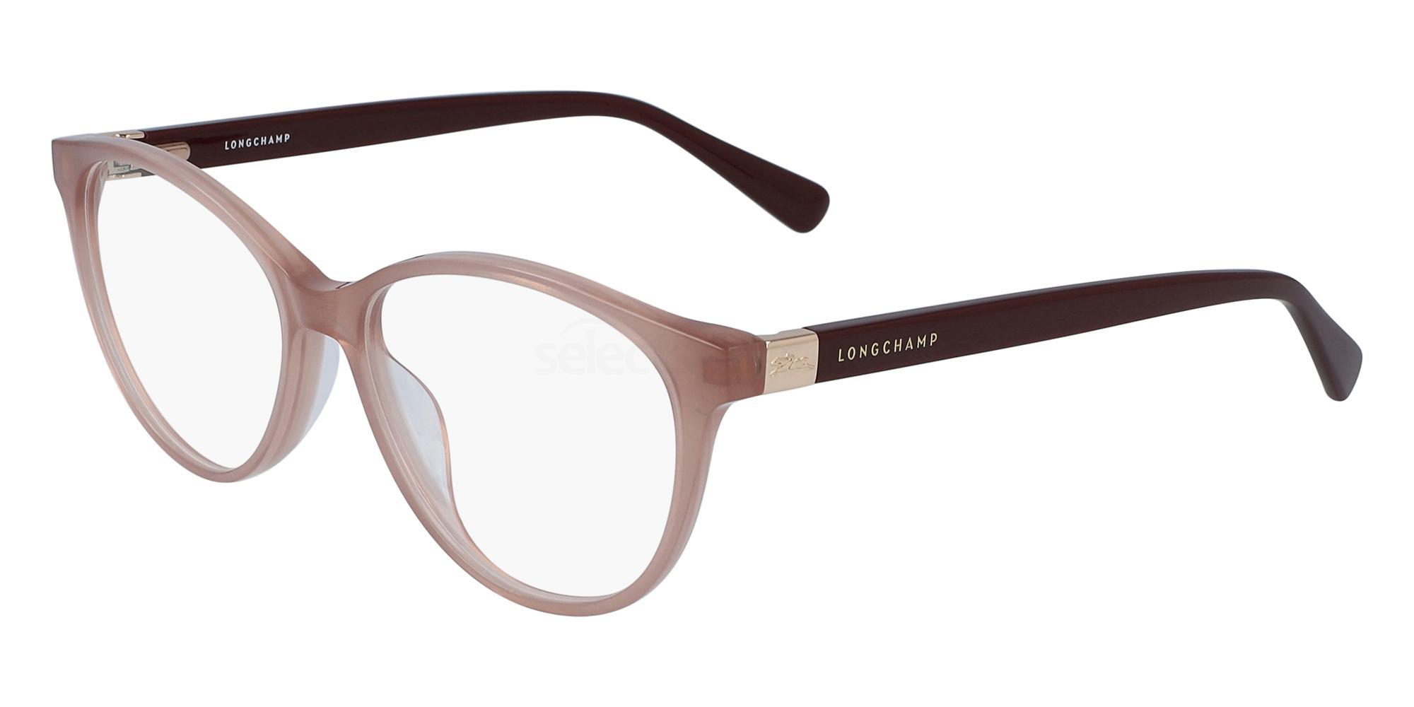 615 LO2648 Glasses, LONGCHAMP