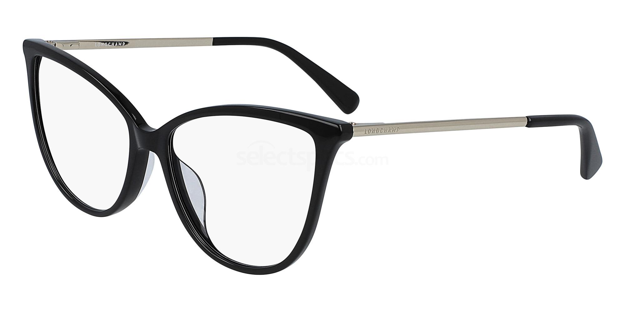 001 LO2649 Glasses, LONGCHAMP