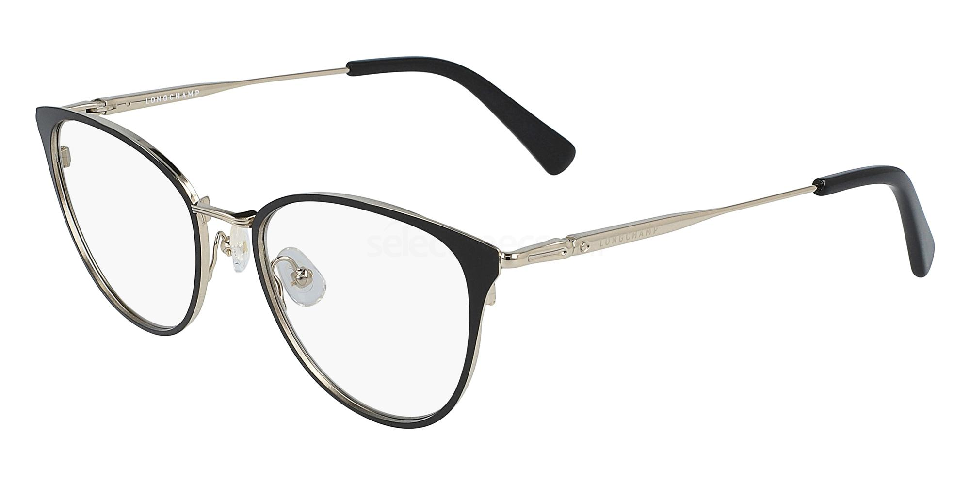 001 LO2124 Glasses, LONGCHAMP