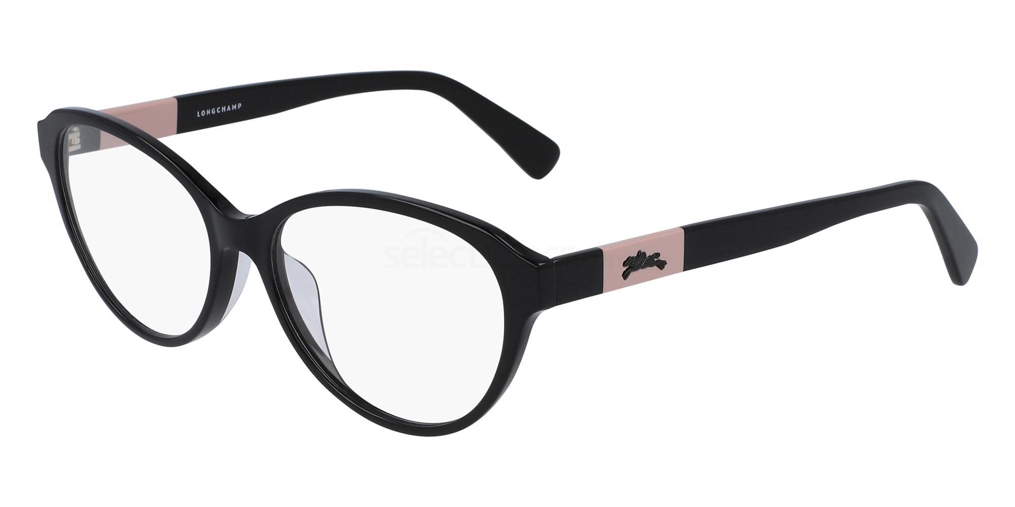 001 LO2656 Glasses, LONGCHAMP