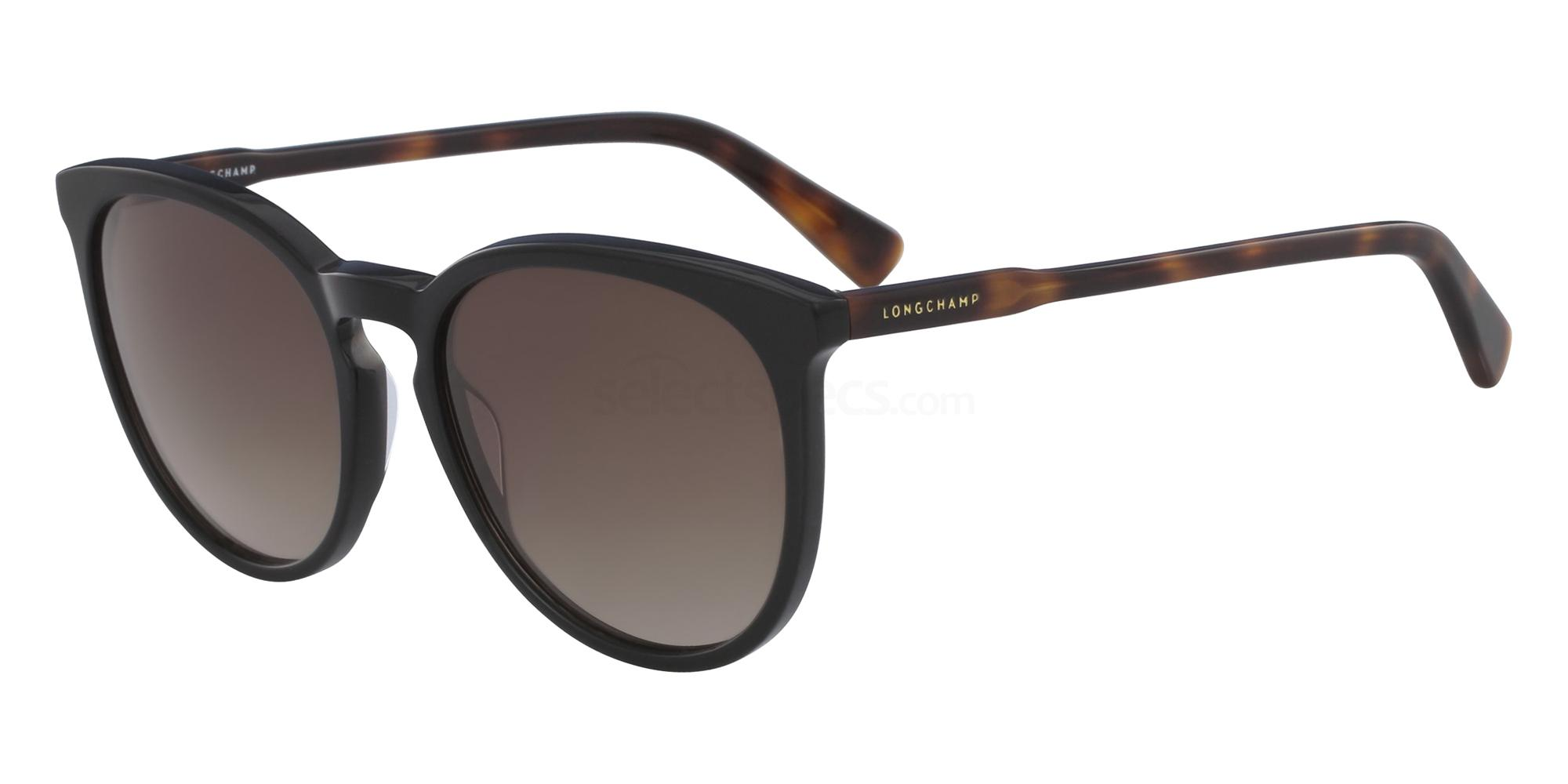 010 LO606S Sunglasses, LONGCHAMP
