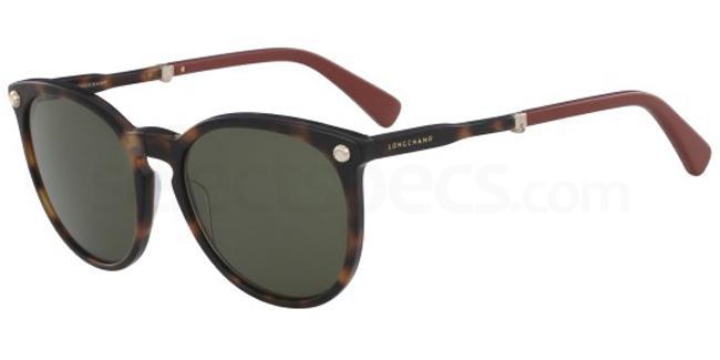 214 LO608S Sunglasses, LONGCHAMP