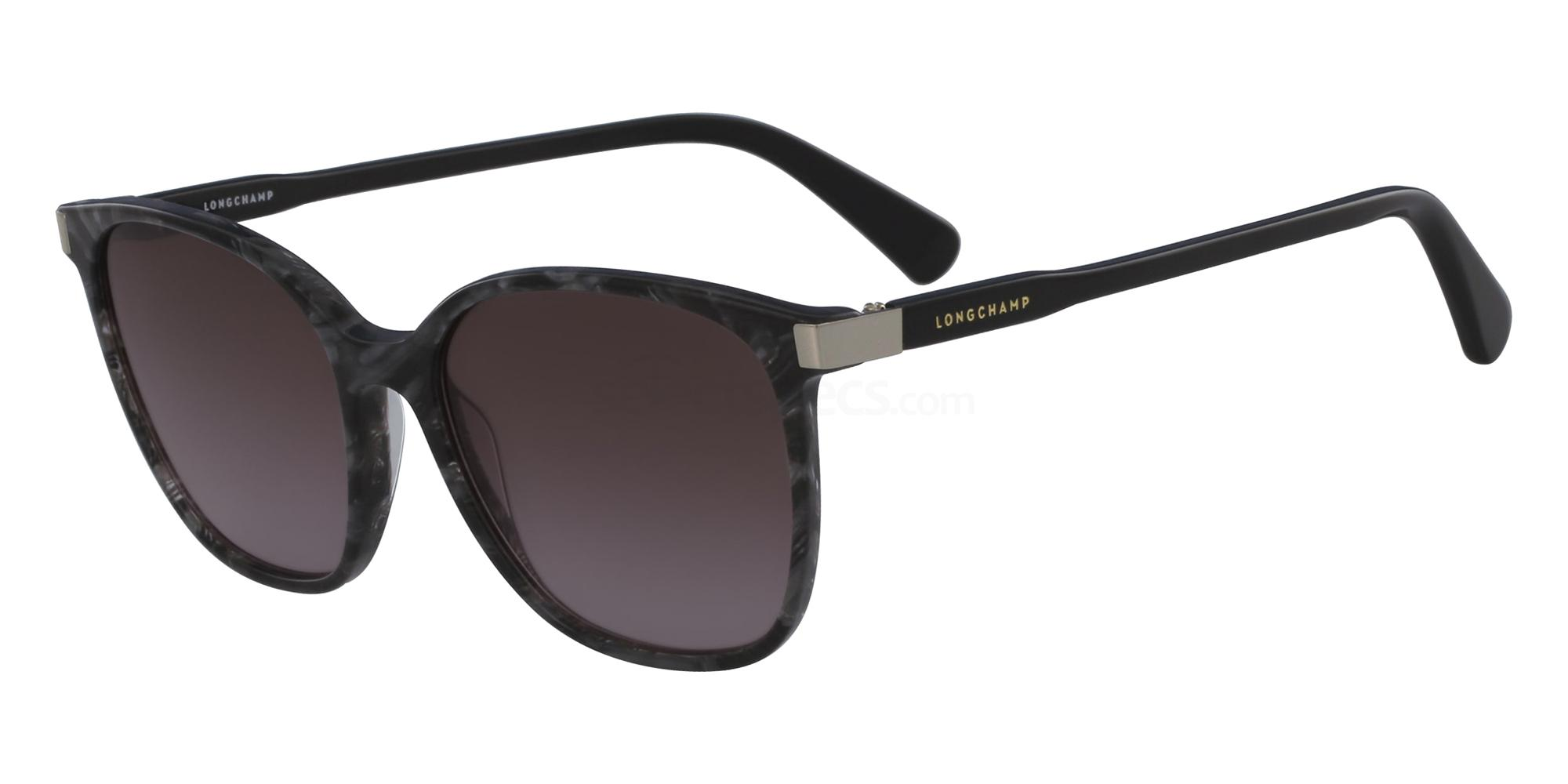 002 LO612S Sunglasses, LONGCHAMP