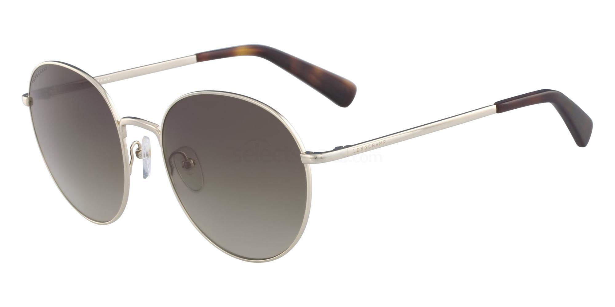 714 LO101S Sunglasses, LONGCHAMP