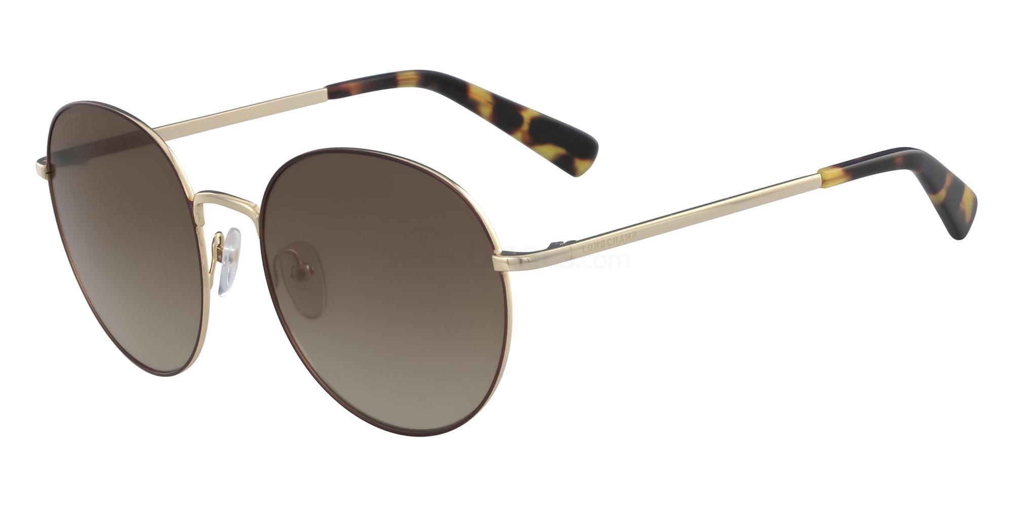 715 LO101S Sunglasses, LONGCHAMP