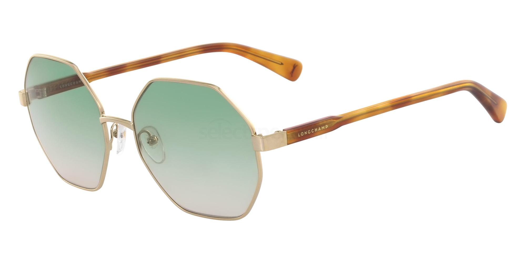 713 LO106S Sunglasses, LONGCHAMP