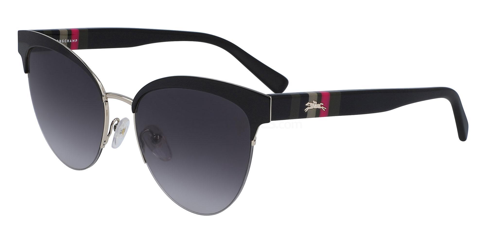 001 LO111S Sunglasses, LONGCHAMP