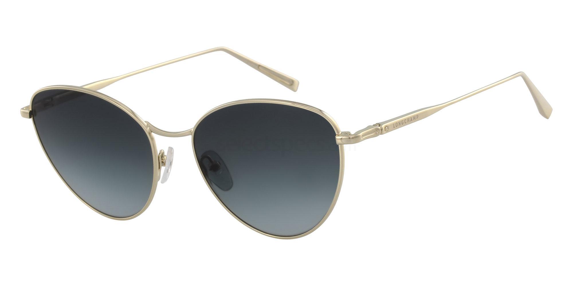 714 LO112S Sunglasses, LONGCHAMP