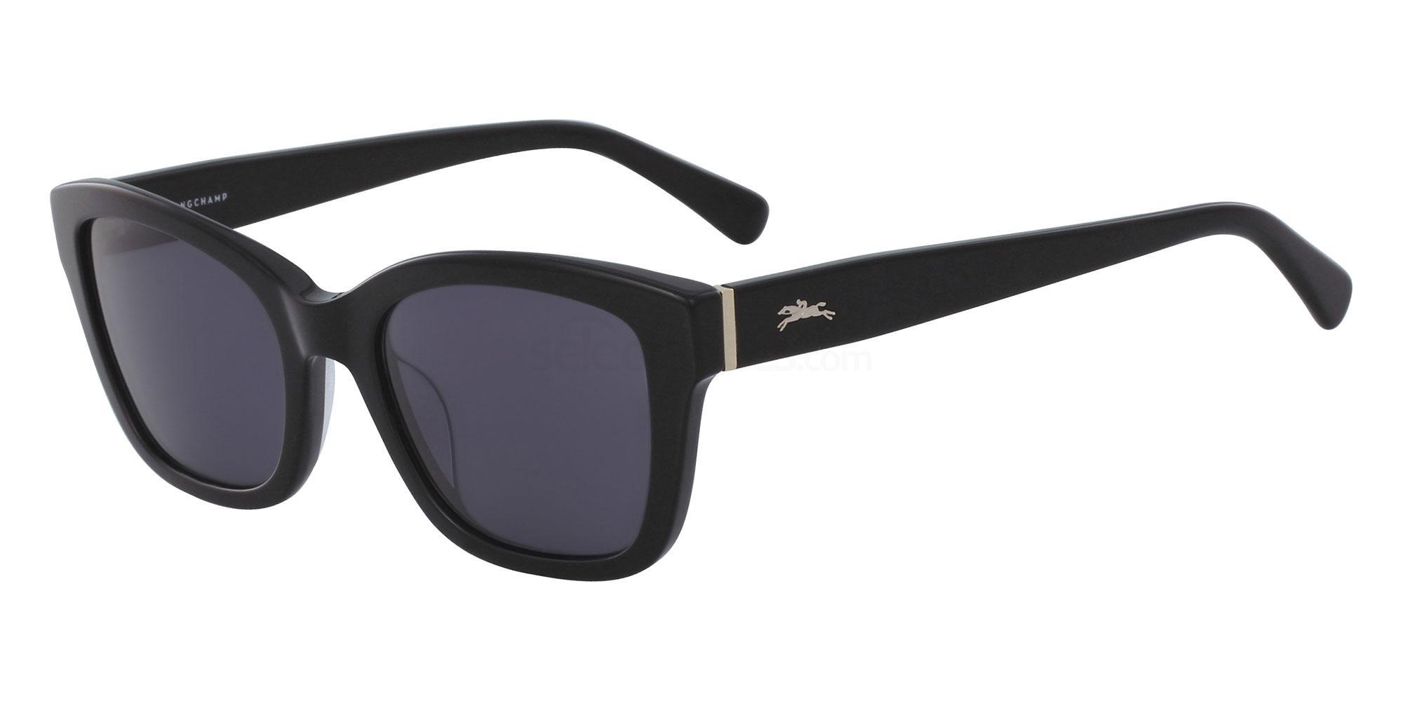 001 LO632SP Sunglasses, LONGCHAMP