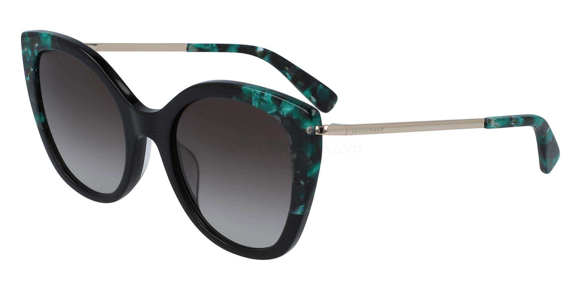 001 LO636S Sunglasses, LONGCHAMP