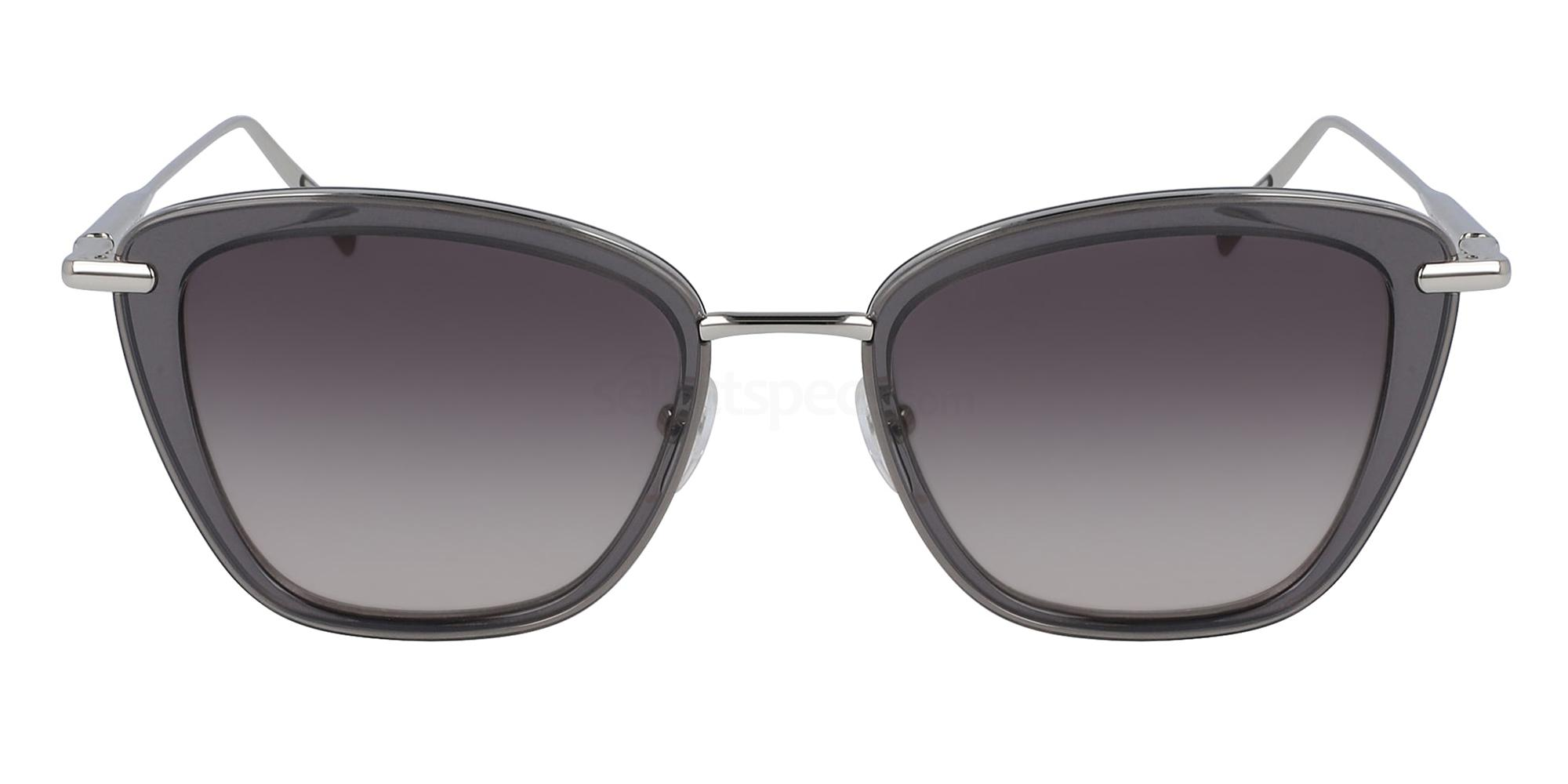 036 LO638S Sunglasses, LONGCHAMP