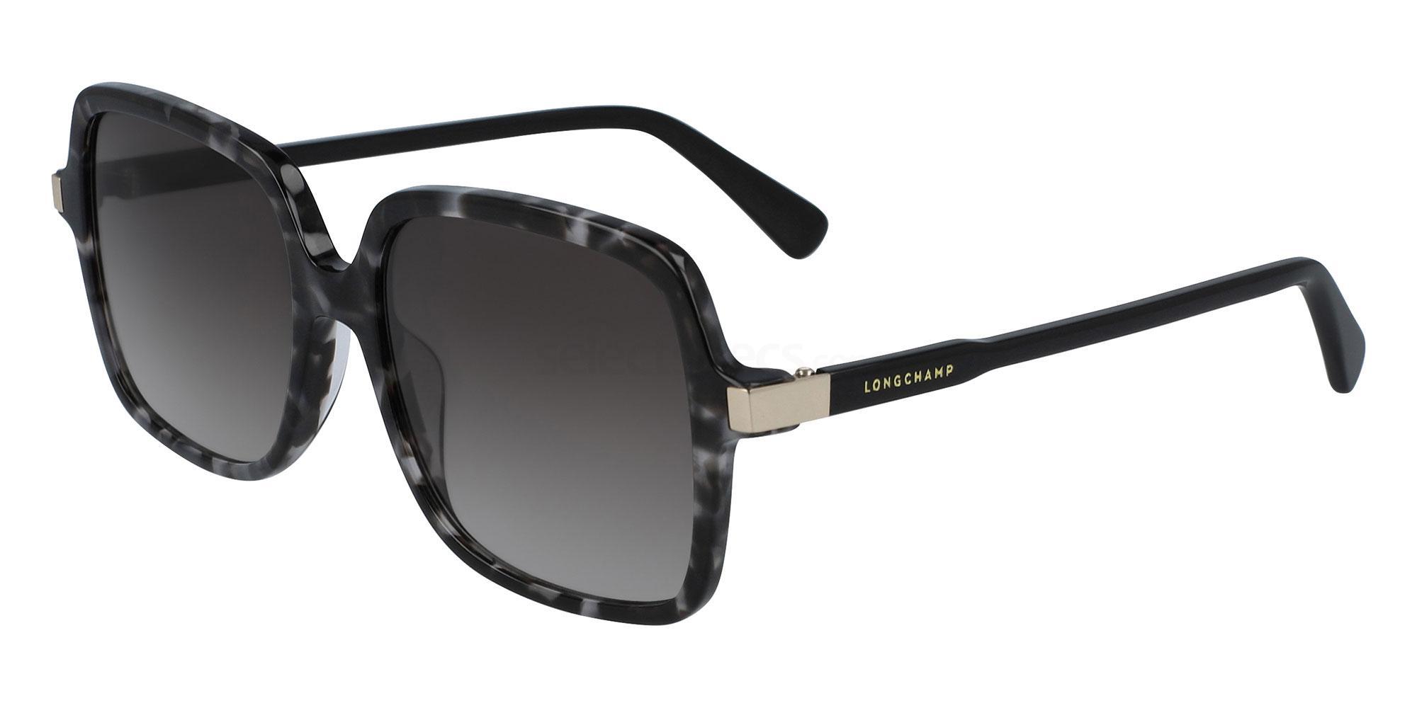 010 LO641S Sunglasses, LONGCHAMP