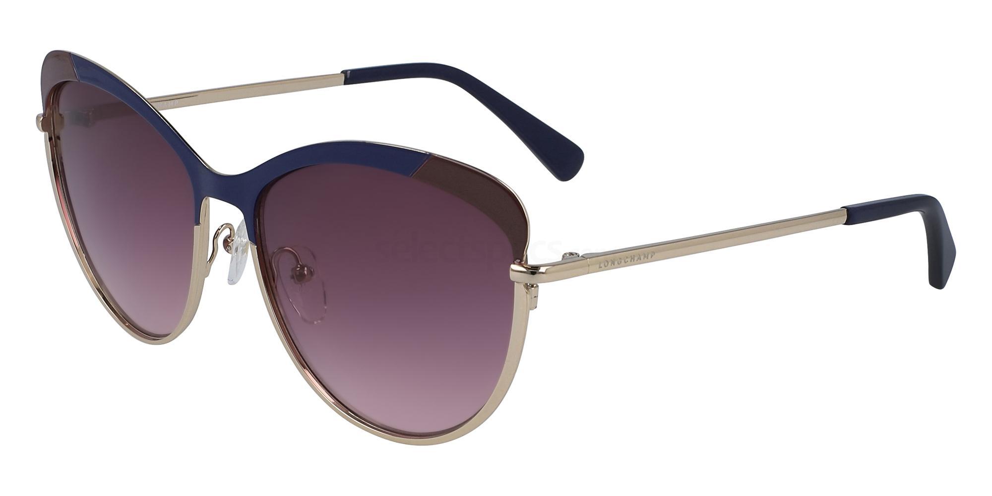 431 LO120S Sunglasses, LONGCHAMP