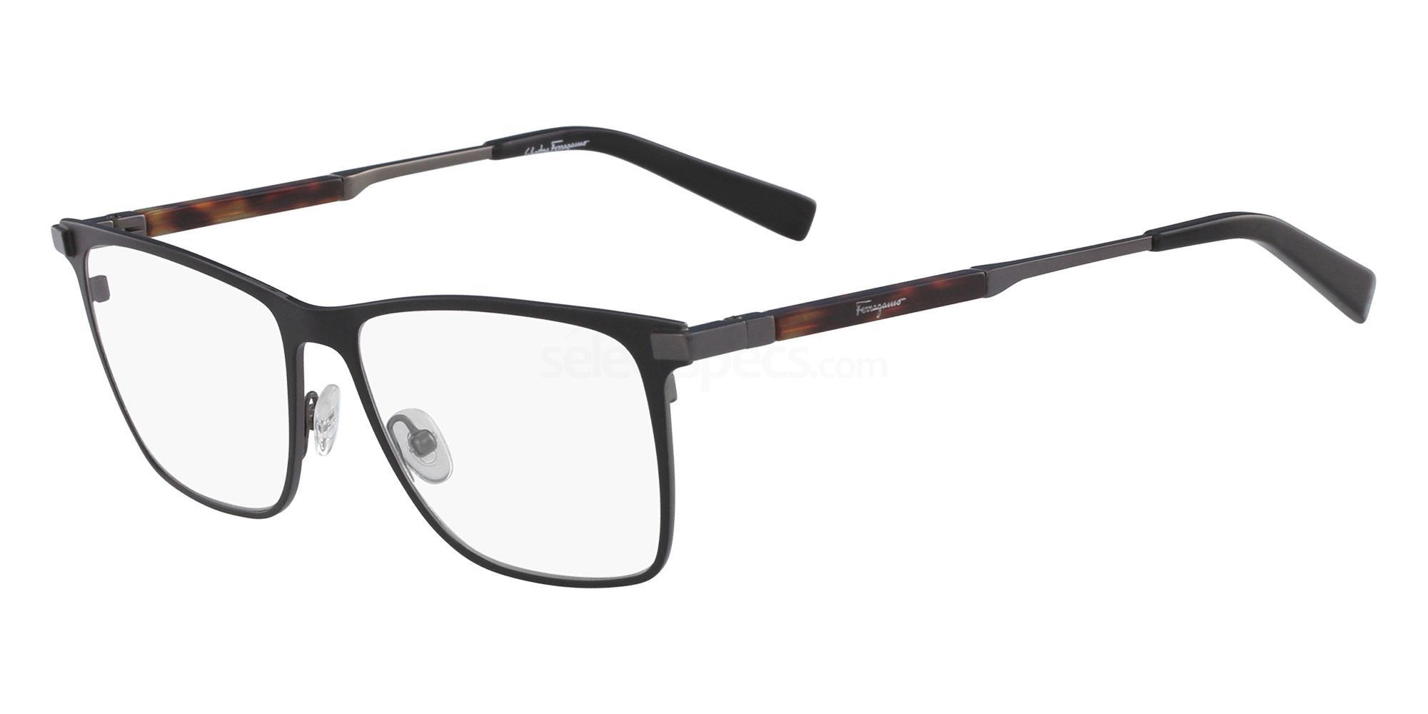 002 SF2165 Glasses, Salvatore Ferragamo