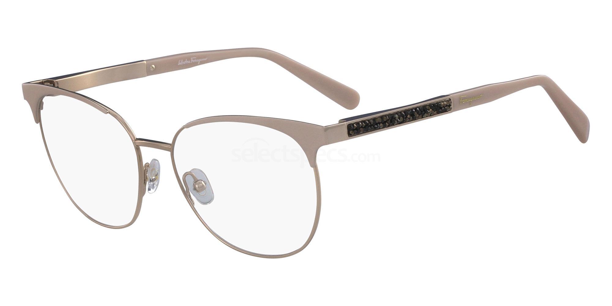 689 SF2166R Glasses, Salvatore Ferragamo