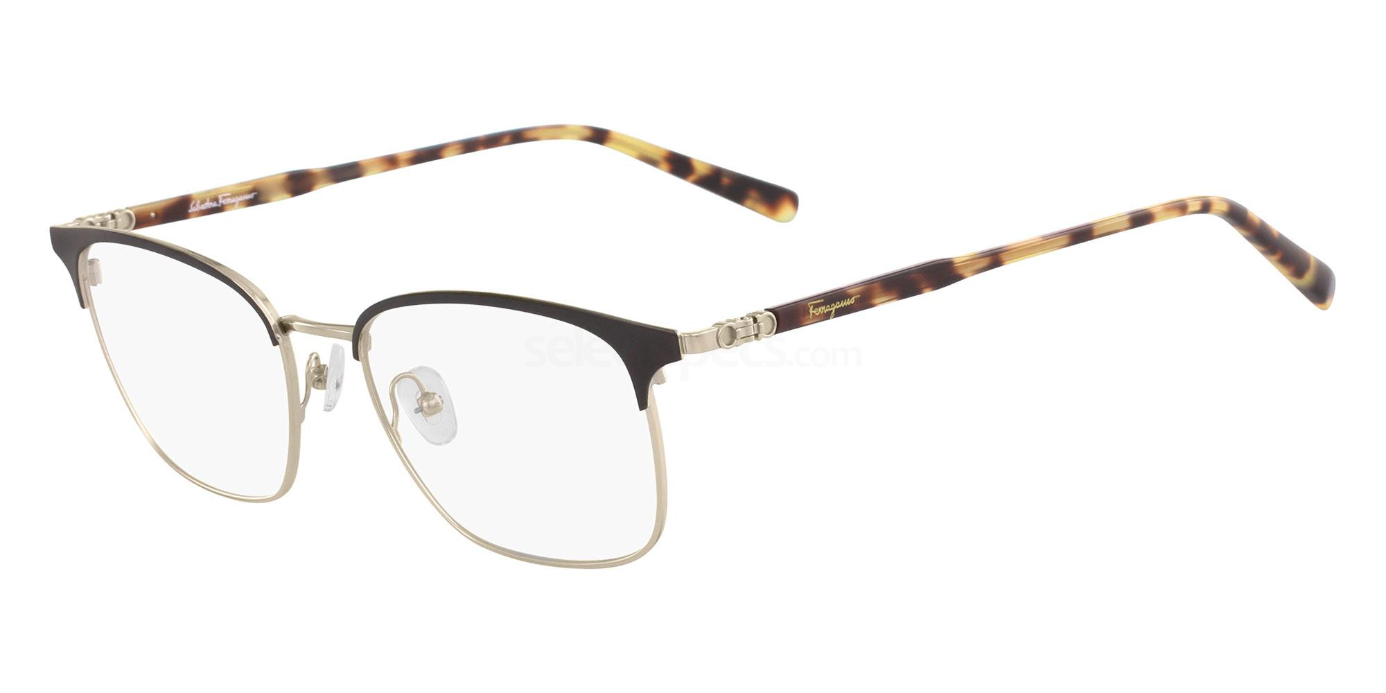 017 SF2170 Glasses, Salvatore Ferragamo