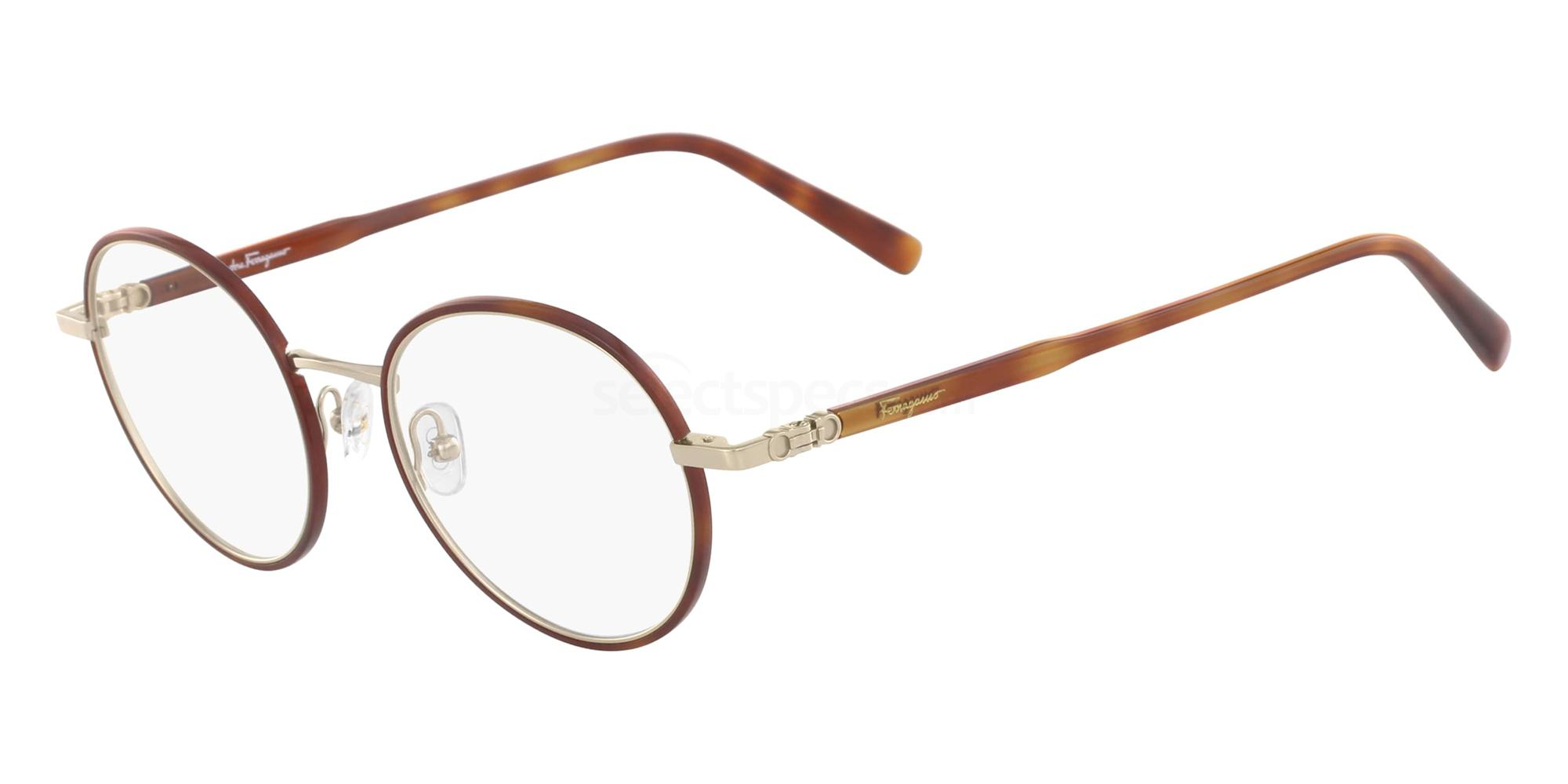 214 SF2171 Glasses, Salvatore Ferragamo