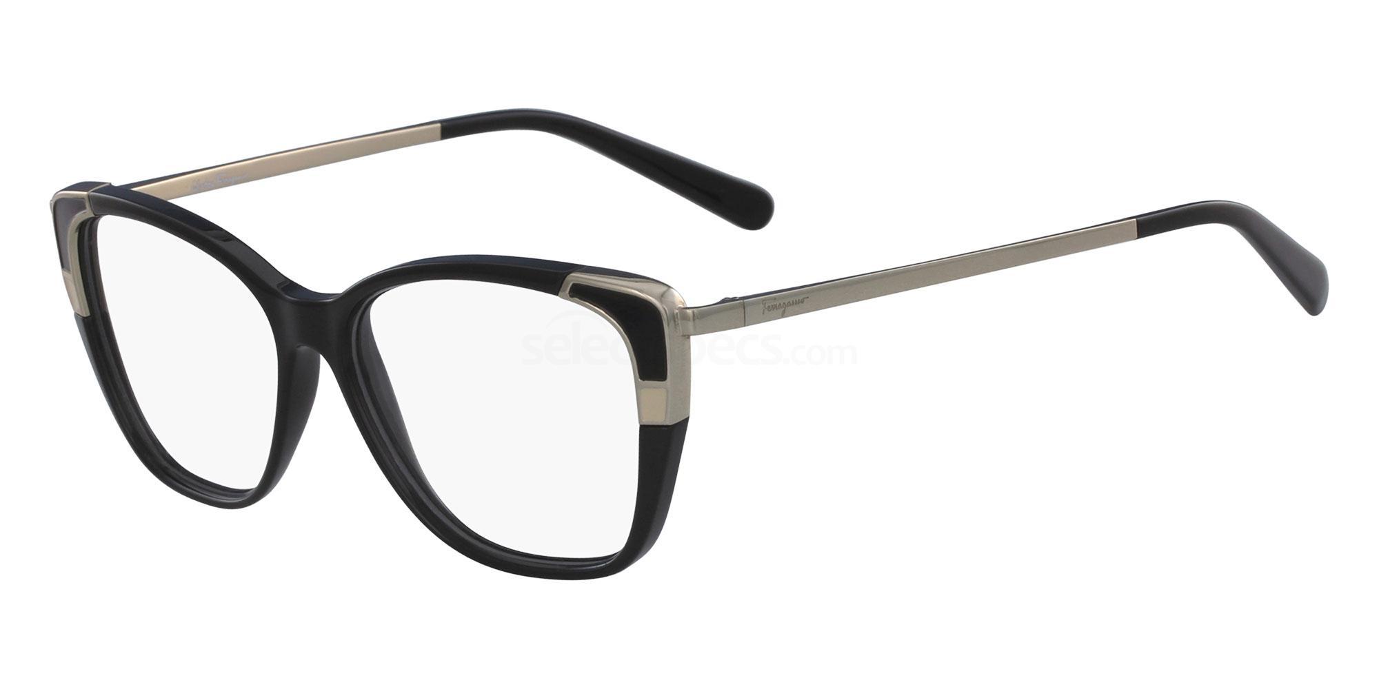 001 SF2811 Glasses, Salvatore Ferragamo