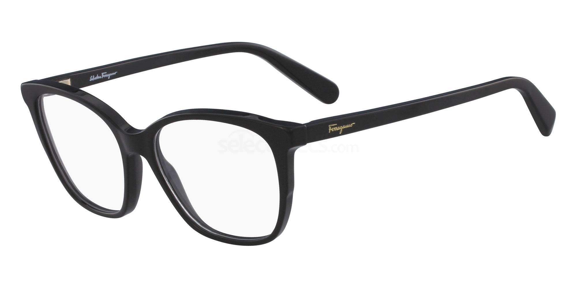 001 SF2817 Glasses, Salvatore Ferragamo