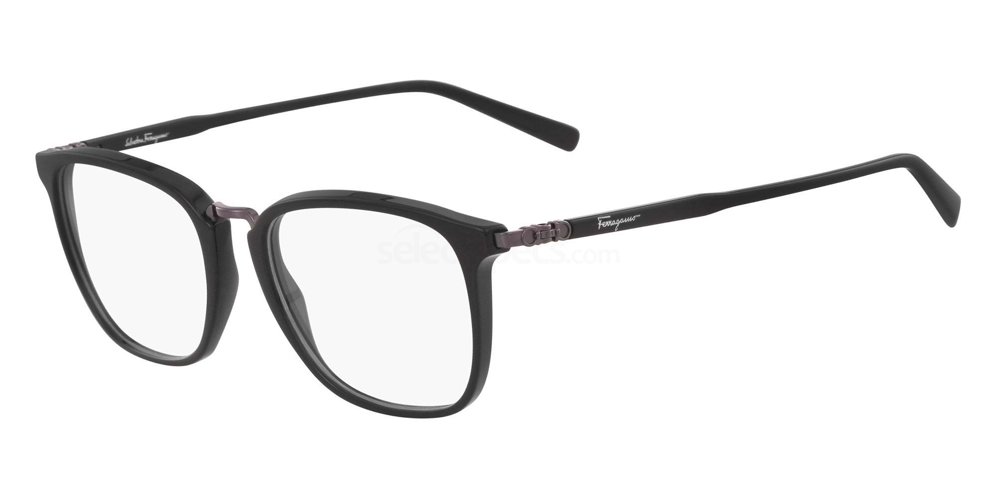 001 SF2822 Glasses, Salvatore Ferragamo