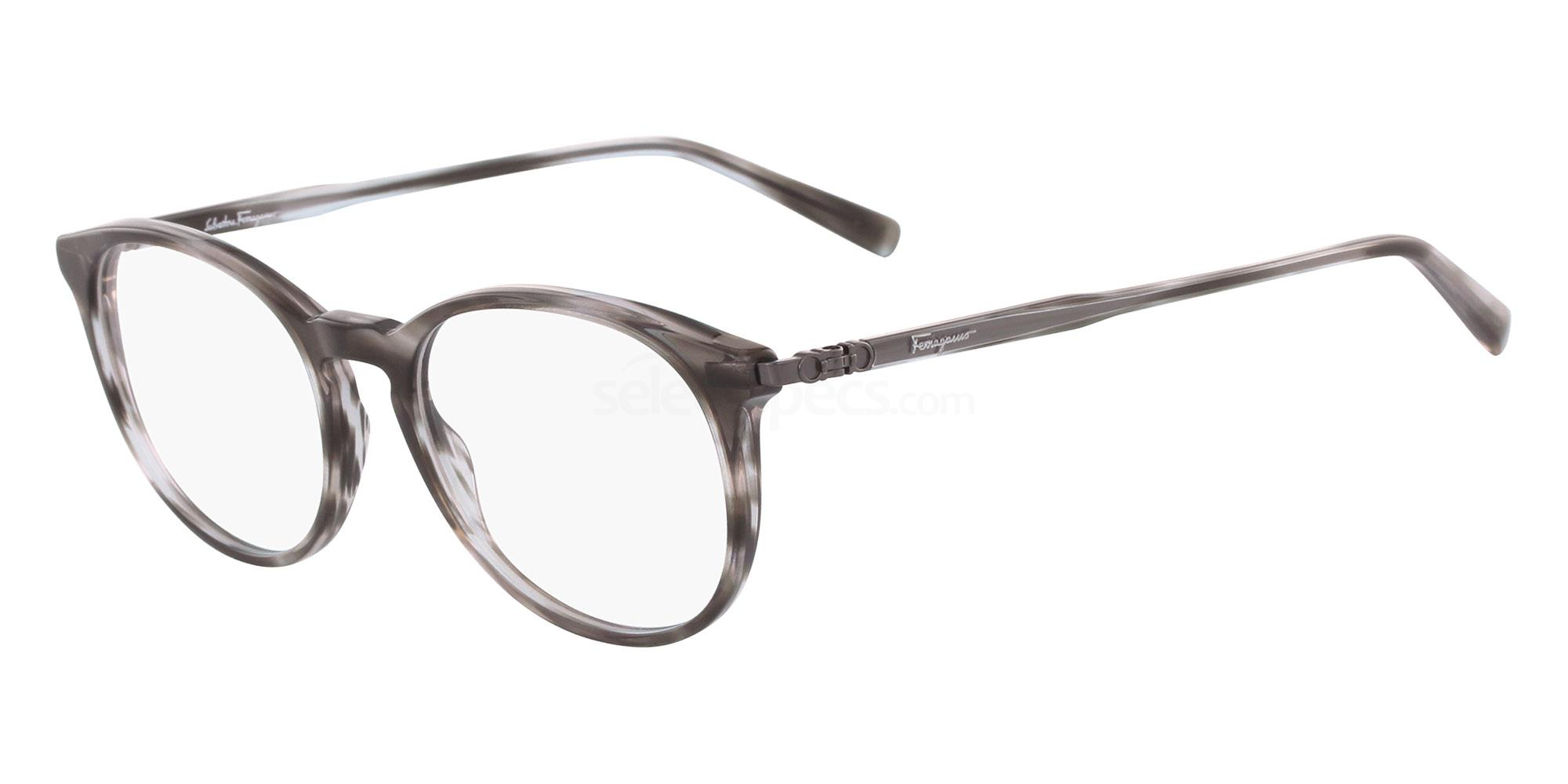 003 SF2823 Glasses, Salvatore Ferragamo
