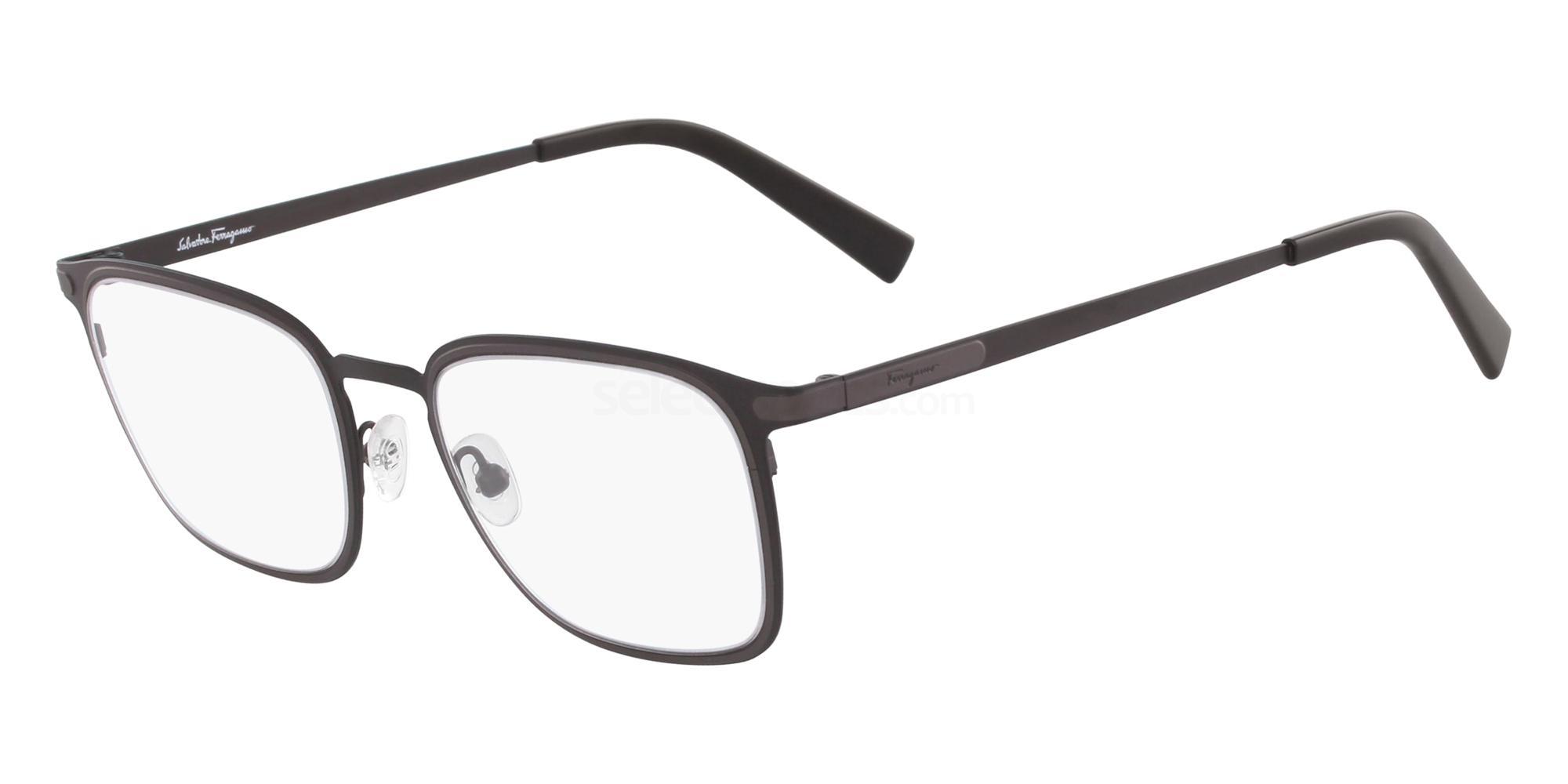 002 SF2172 Glasses, Salvatore Ferragamo