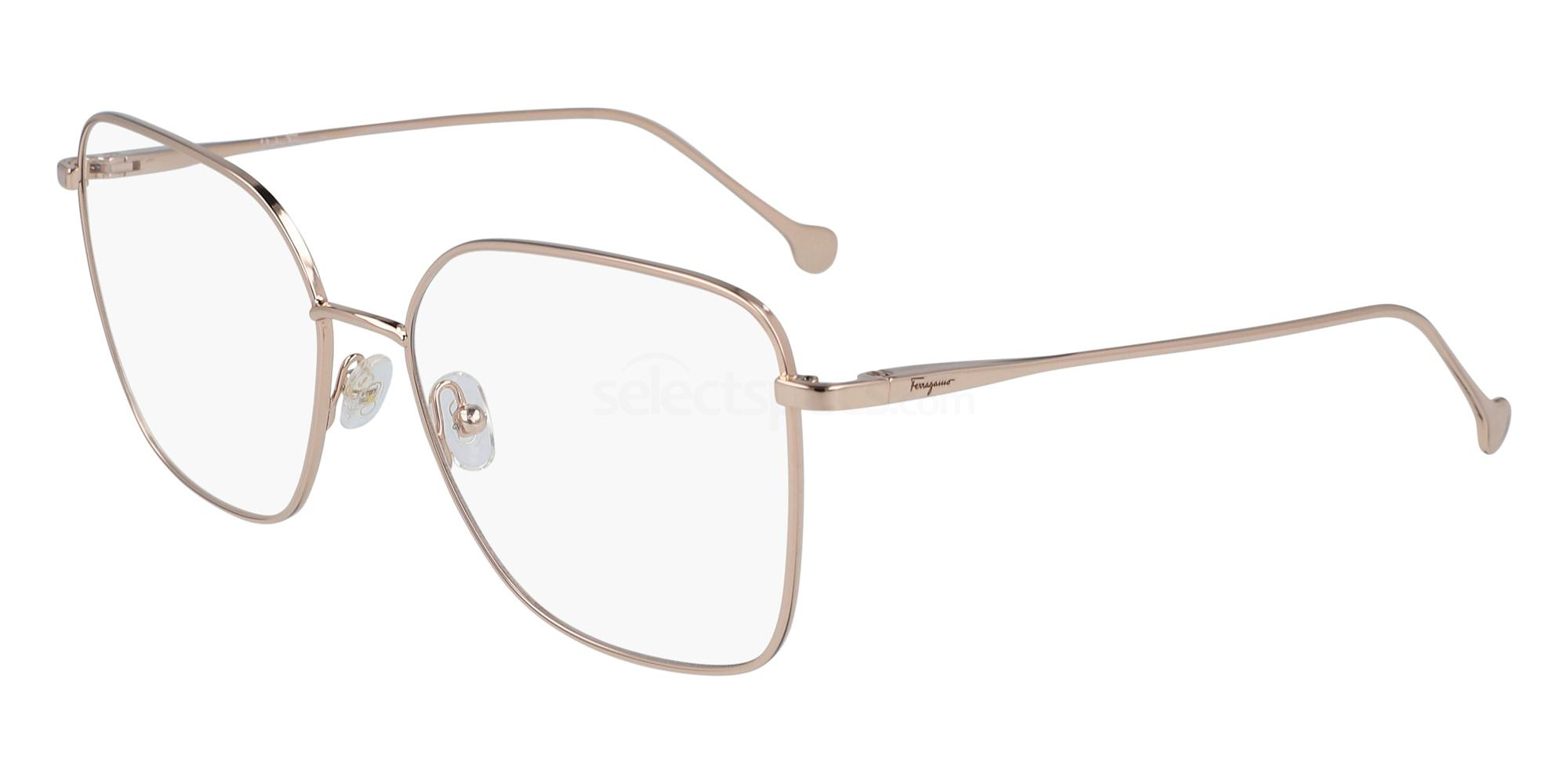 688 SF2176 Glasses, Salvatore Ferragamo