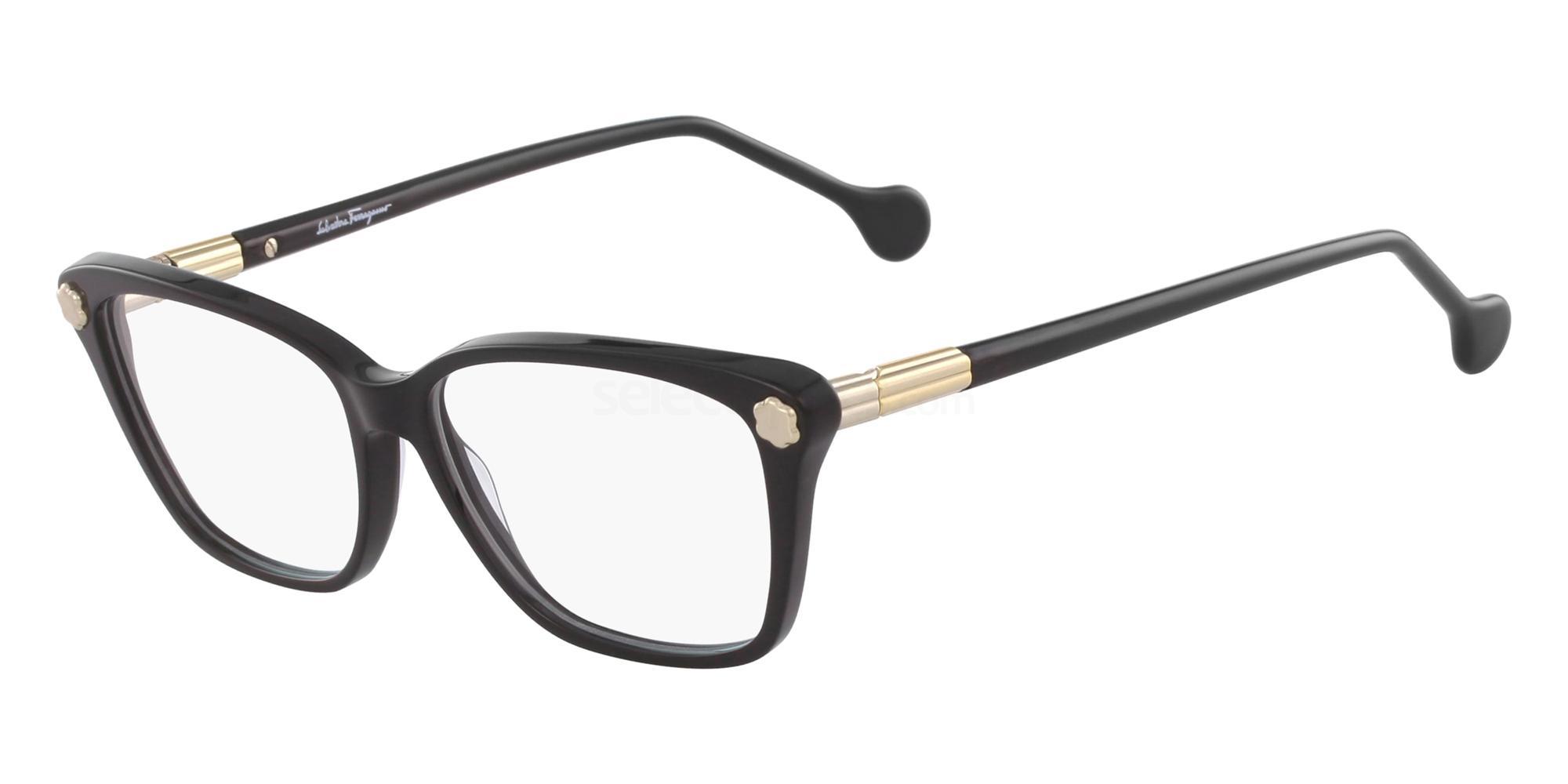 001 SF2824 Glasses, Salvatore Ferragamo