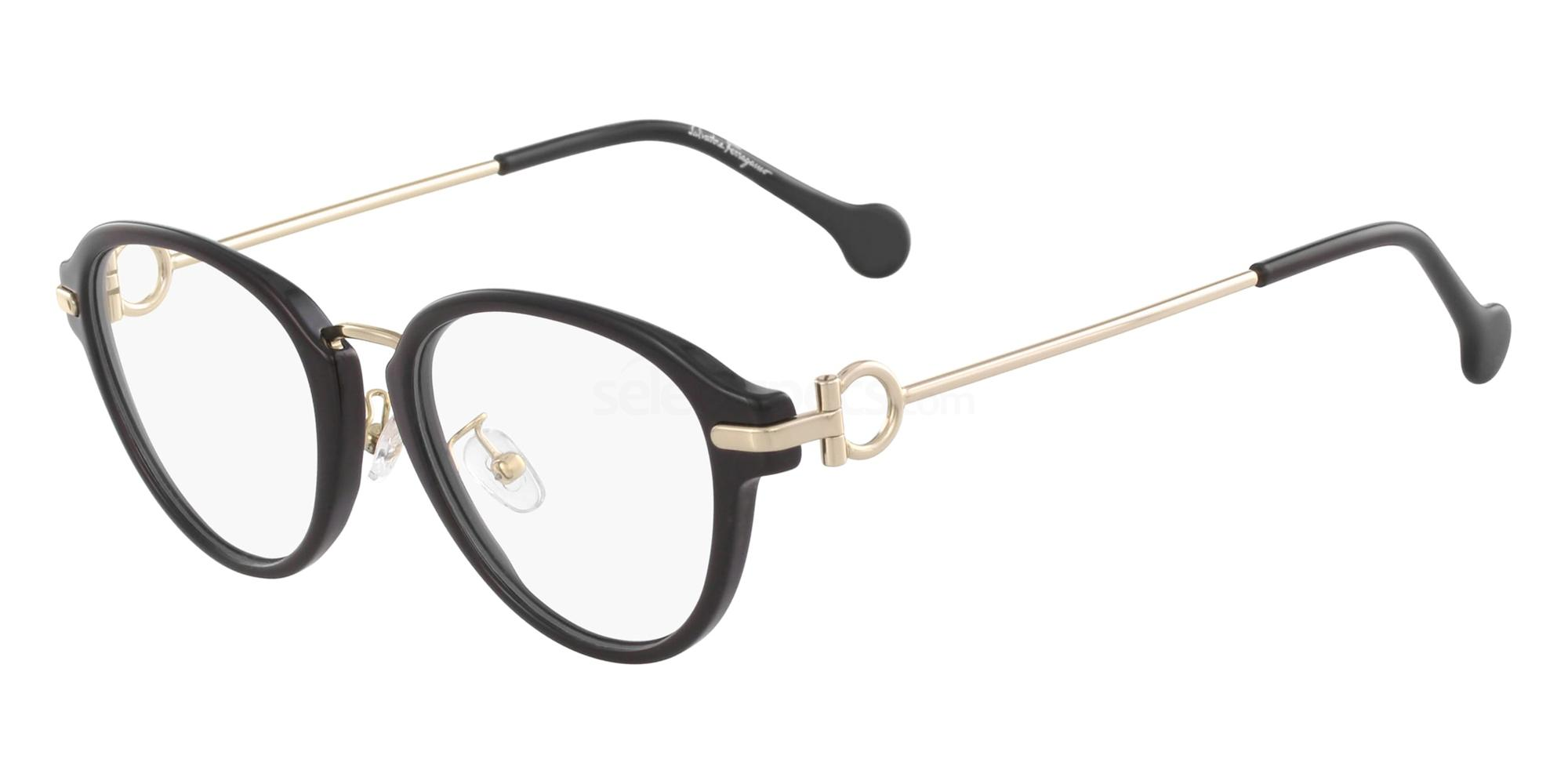 001 SF2826 Glasses, Salvatore Ferragamo