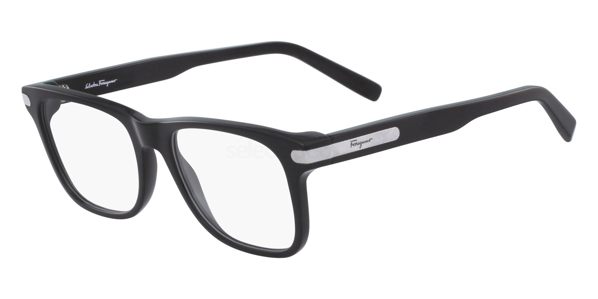 001 SF2829 Glasses, Salvatore Ferragamo