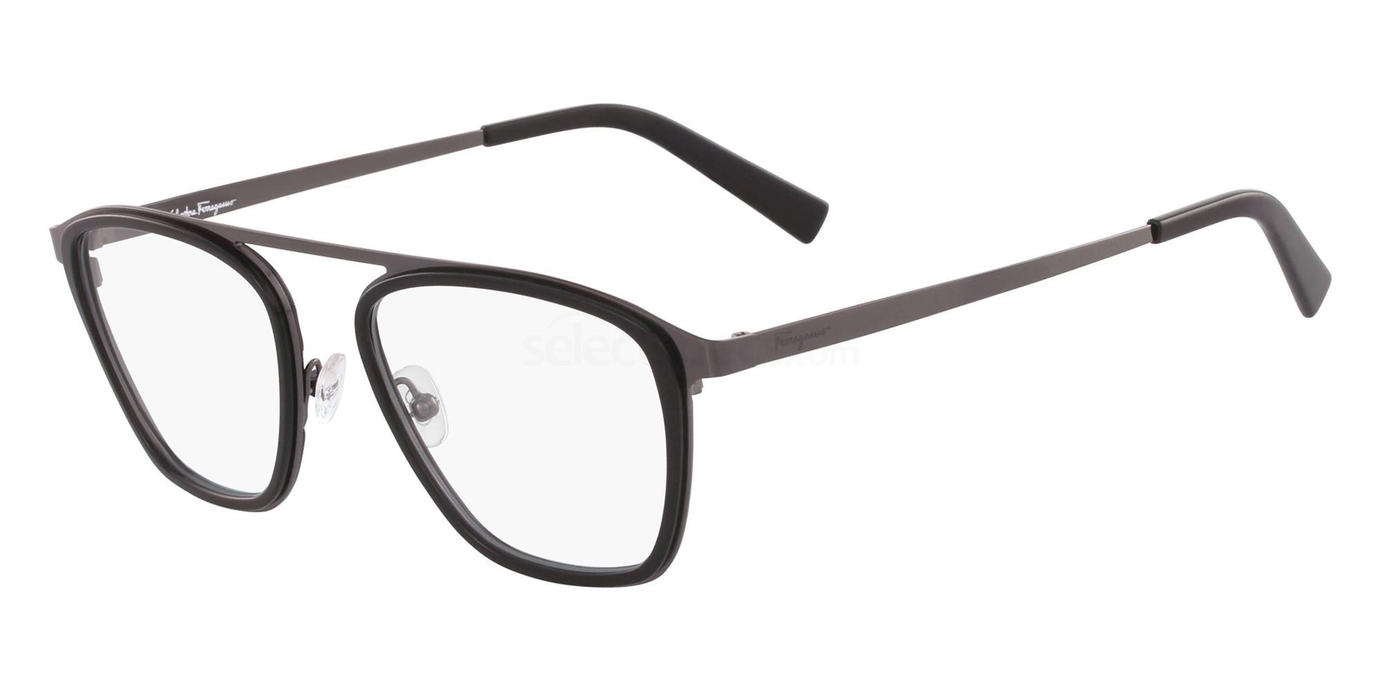 001 SF2834 Glasses, Salvatore Ferragamo