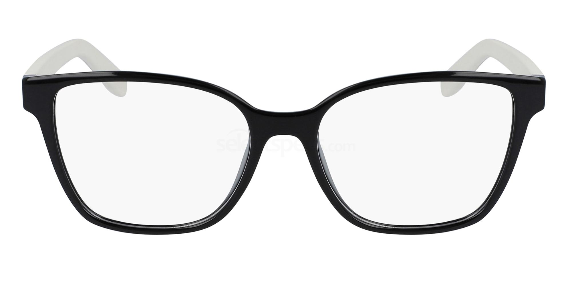 001 SF2835 Glasses, Salvatore Ferragamo
