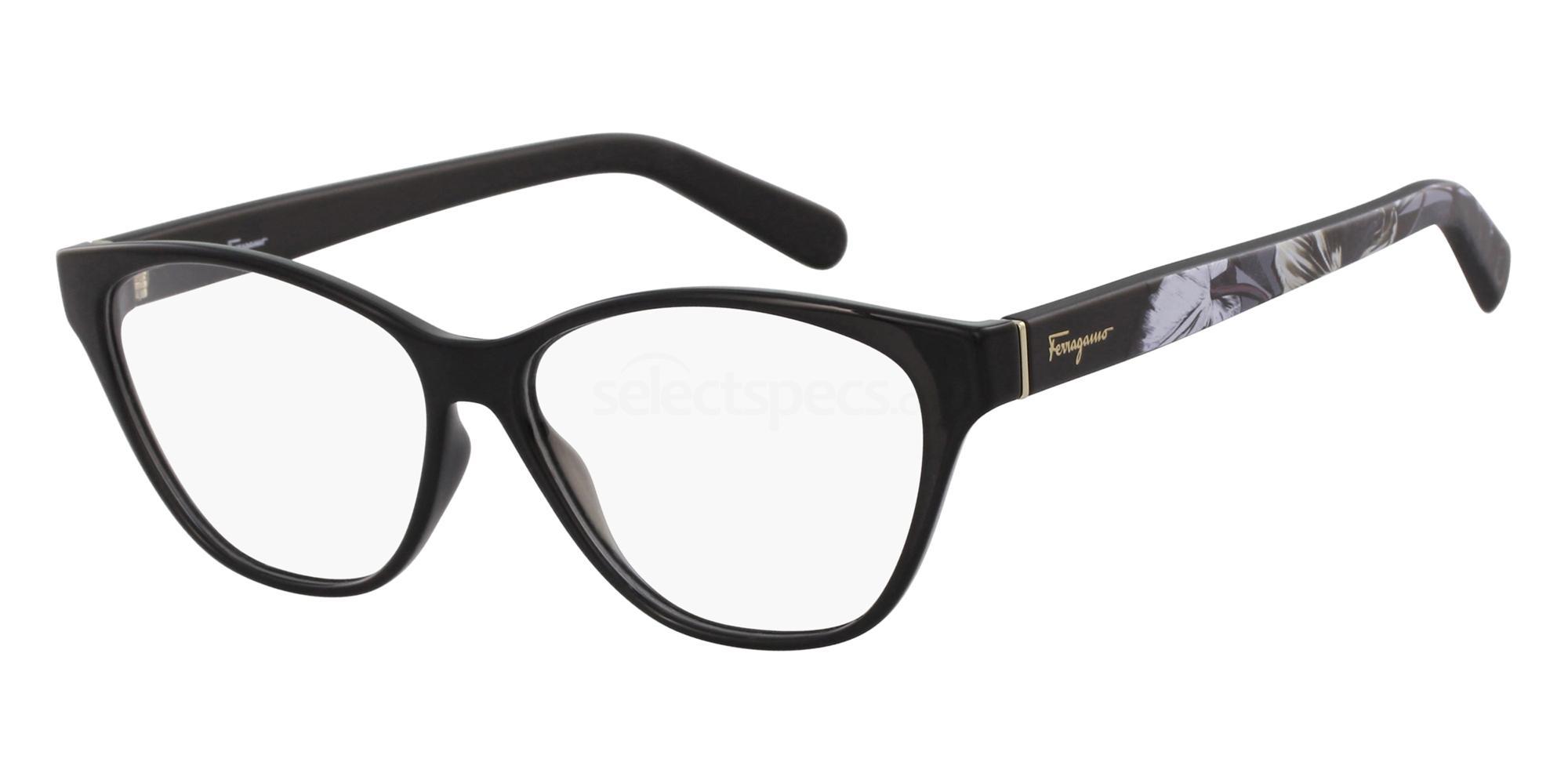 001 SF2836 Glasses, Salvatore Ferragamo